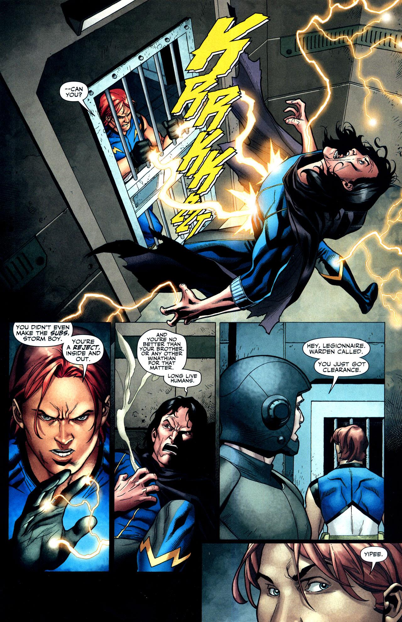Read online Adventure Comics (2009) comic -  Issue #2 - 25