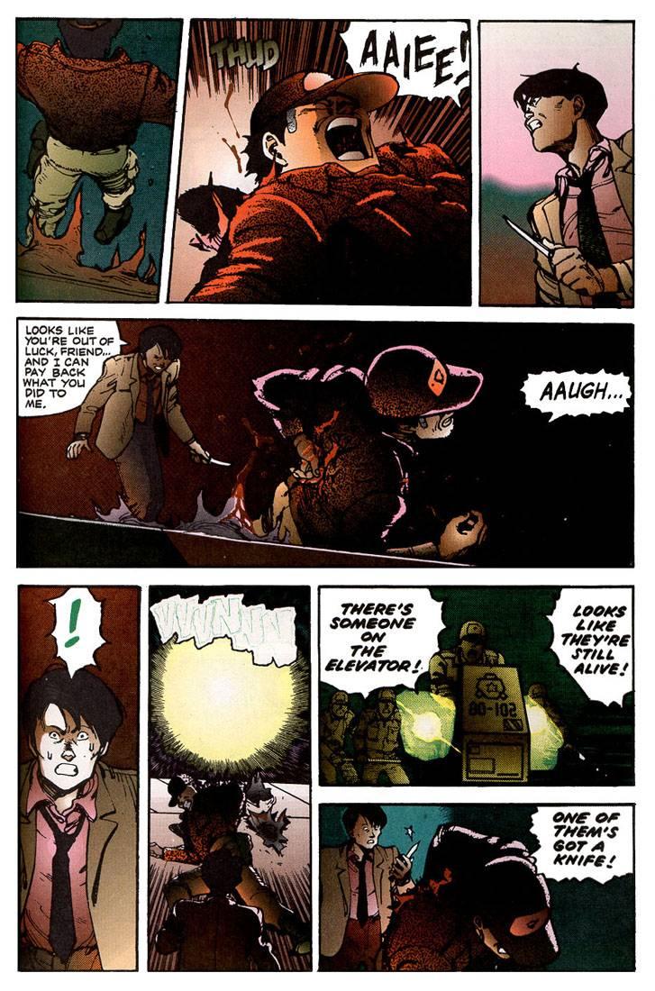 Read online Akira comic -  Issue #11 - 30
