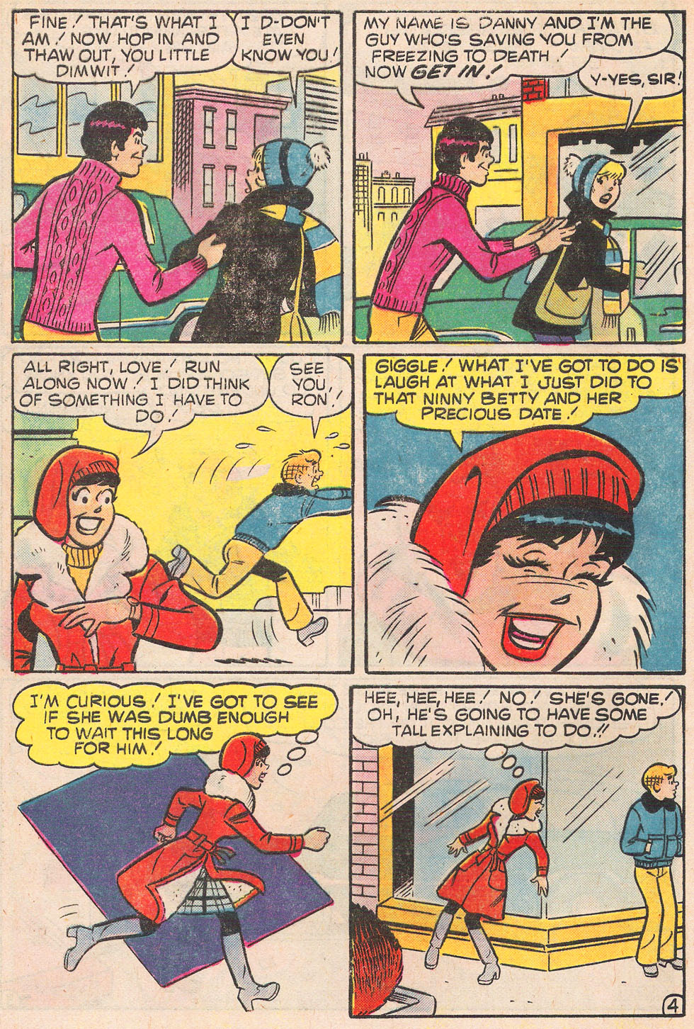 Read online Archie's Girls Betty and Veronica comic -  Issue #257 - 32