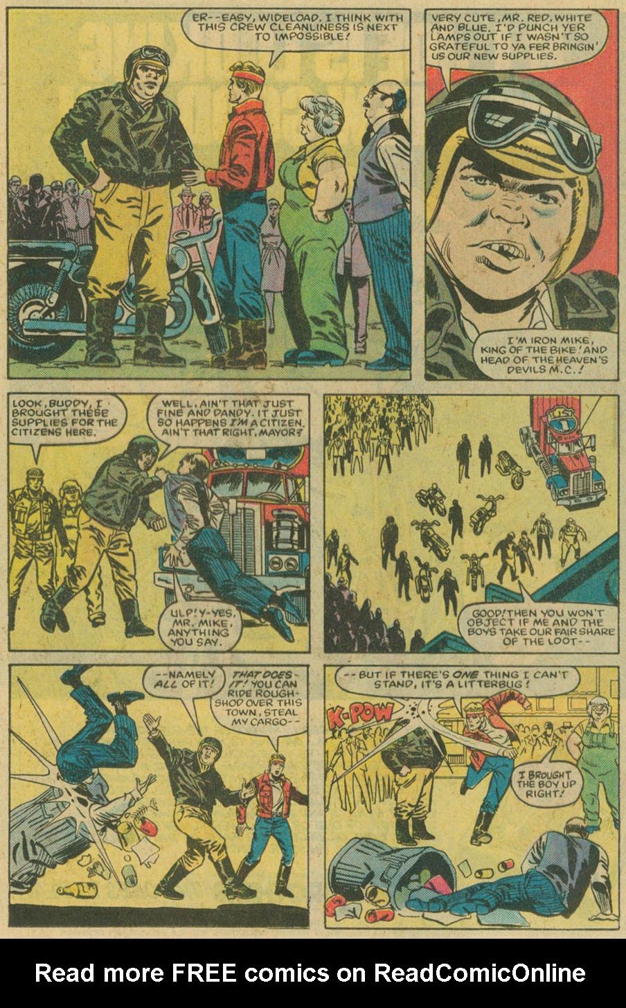 Read online U.S. 1 comic -  Issue #6 - 15