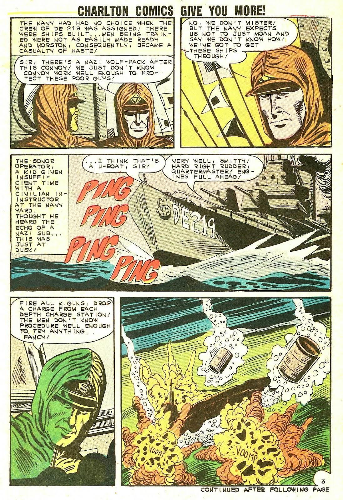 Read online Fightin' Navy comic -  Issue #110 - 5