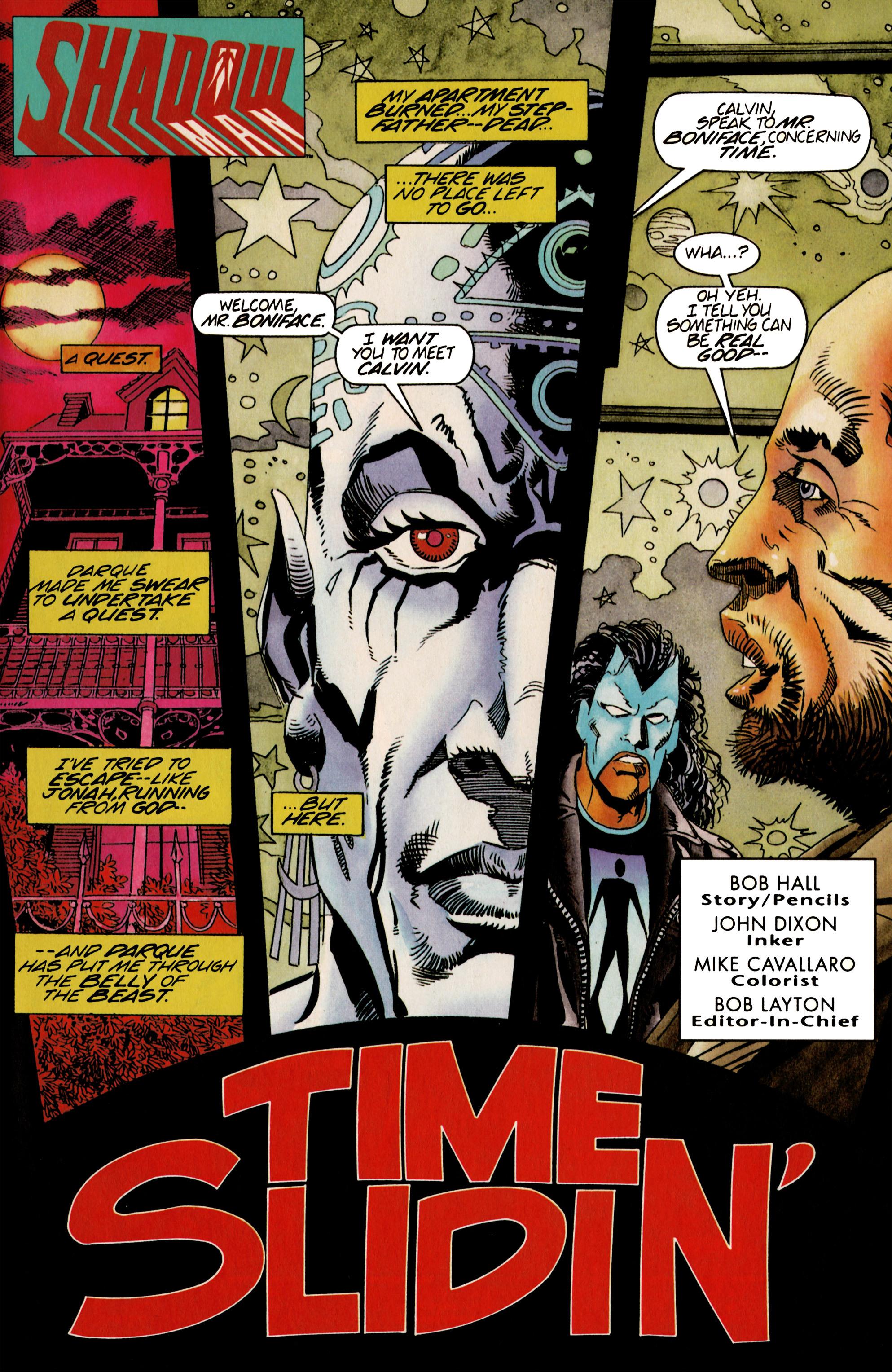 Read online Shadowman (1992) comic -  Issue #21 - 2