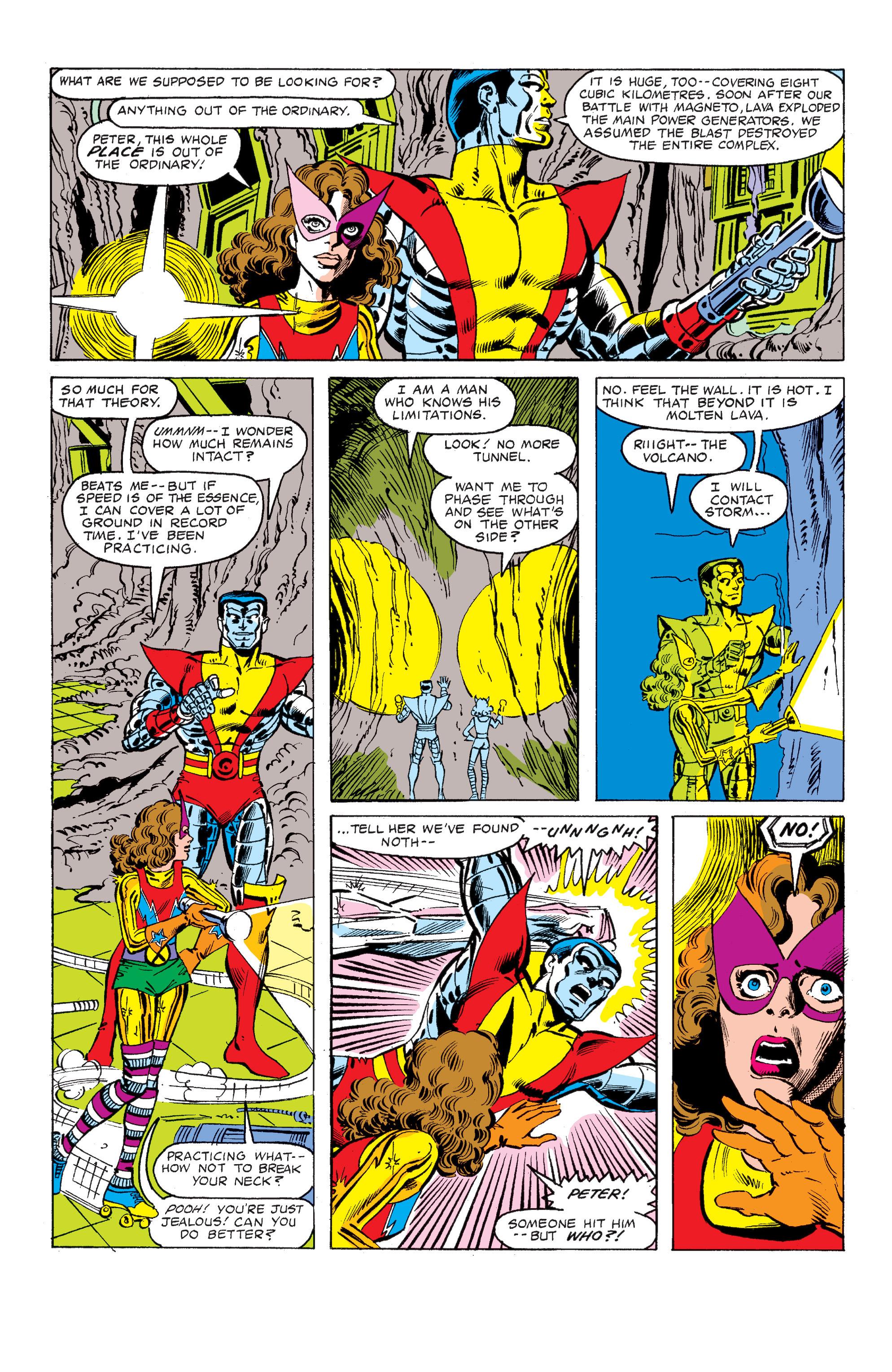 Read online Uncanny X-Men (1963) comic -  Issue #149 - 13