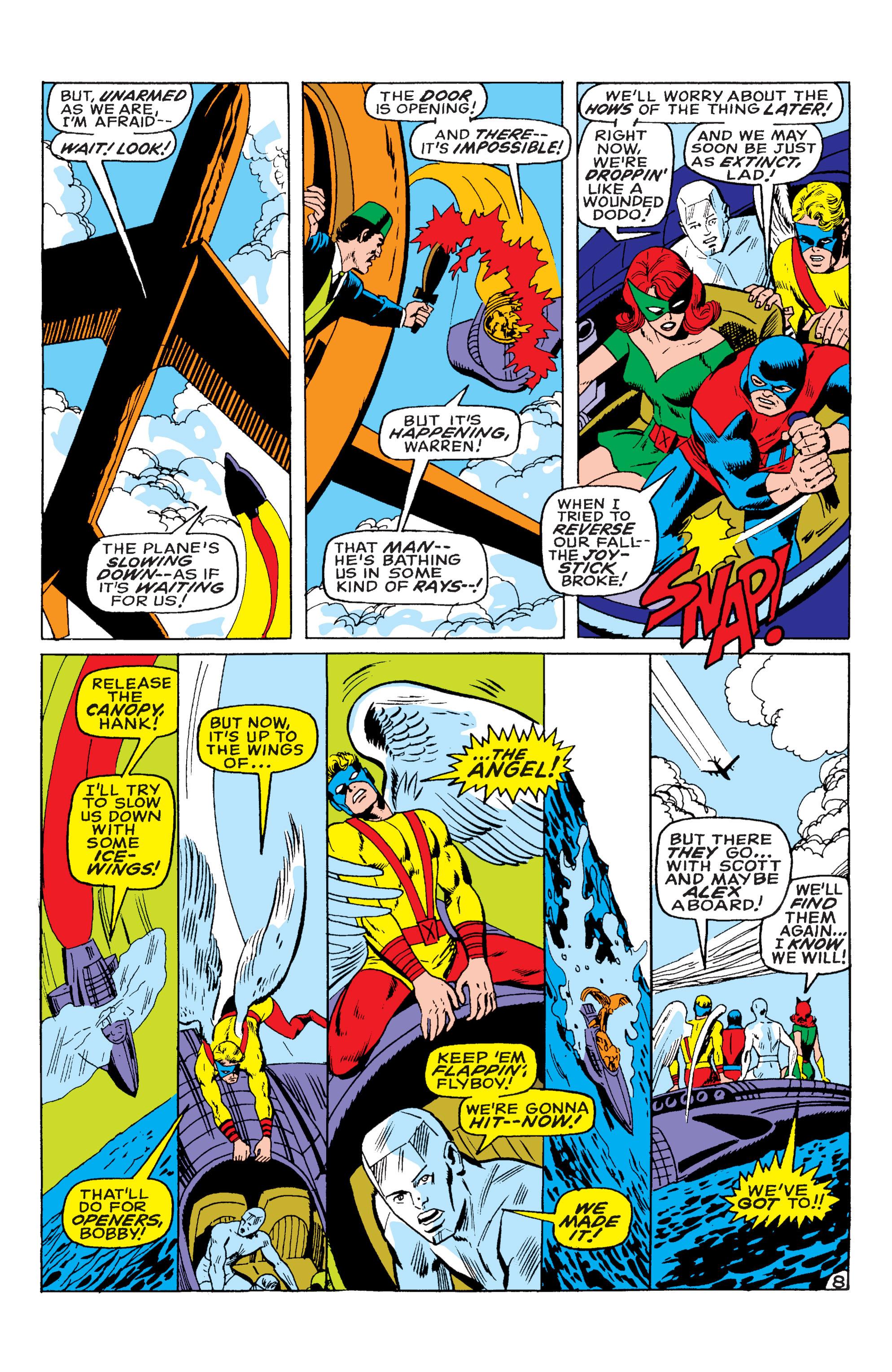 Uncanny X-Men (1963) 55 Page 8