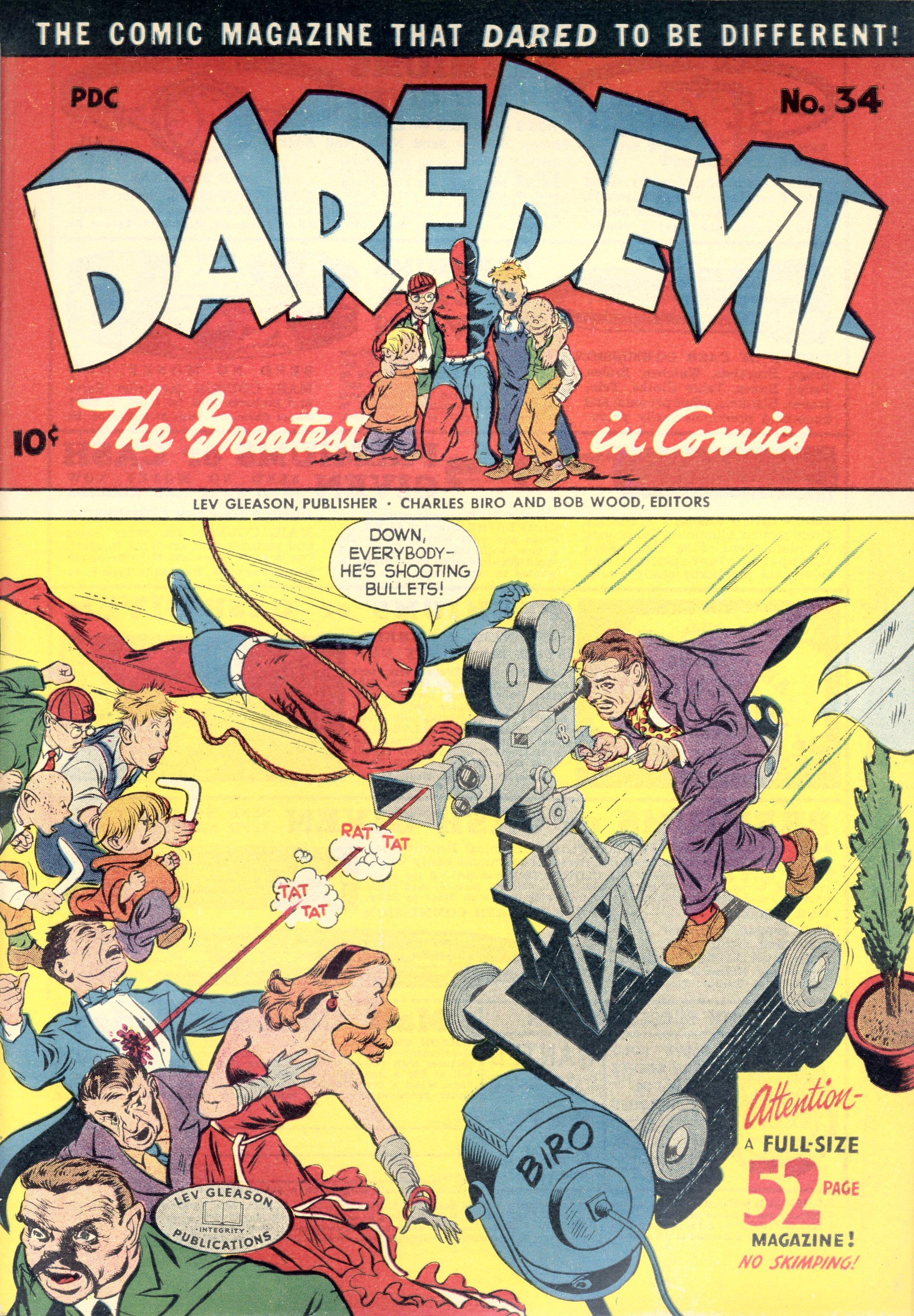 Daredevil (1941) 34 Page 1