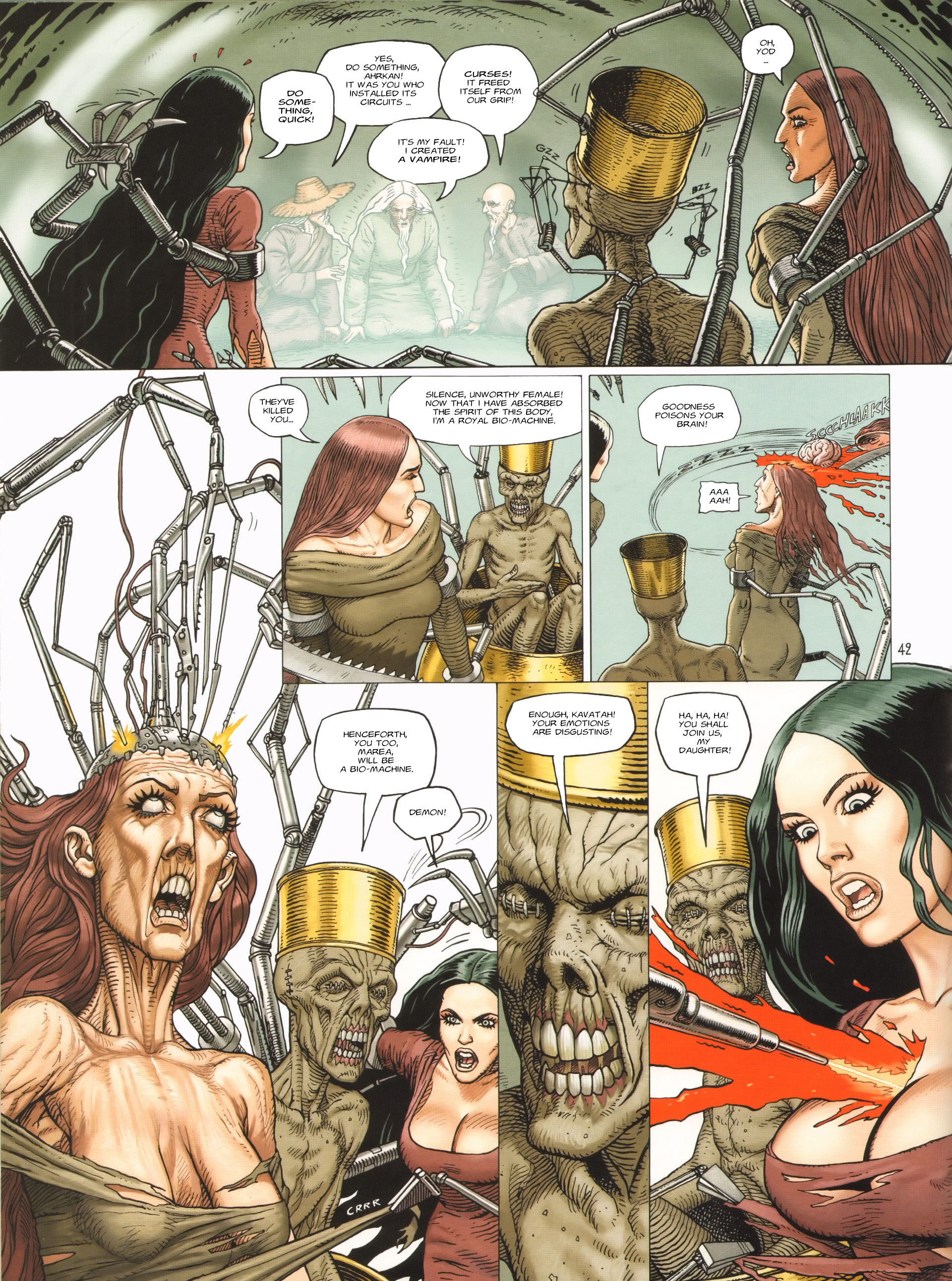 Read online Megalex (2014) comic -  Issue #3 - 45