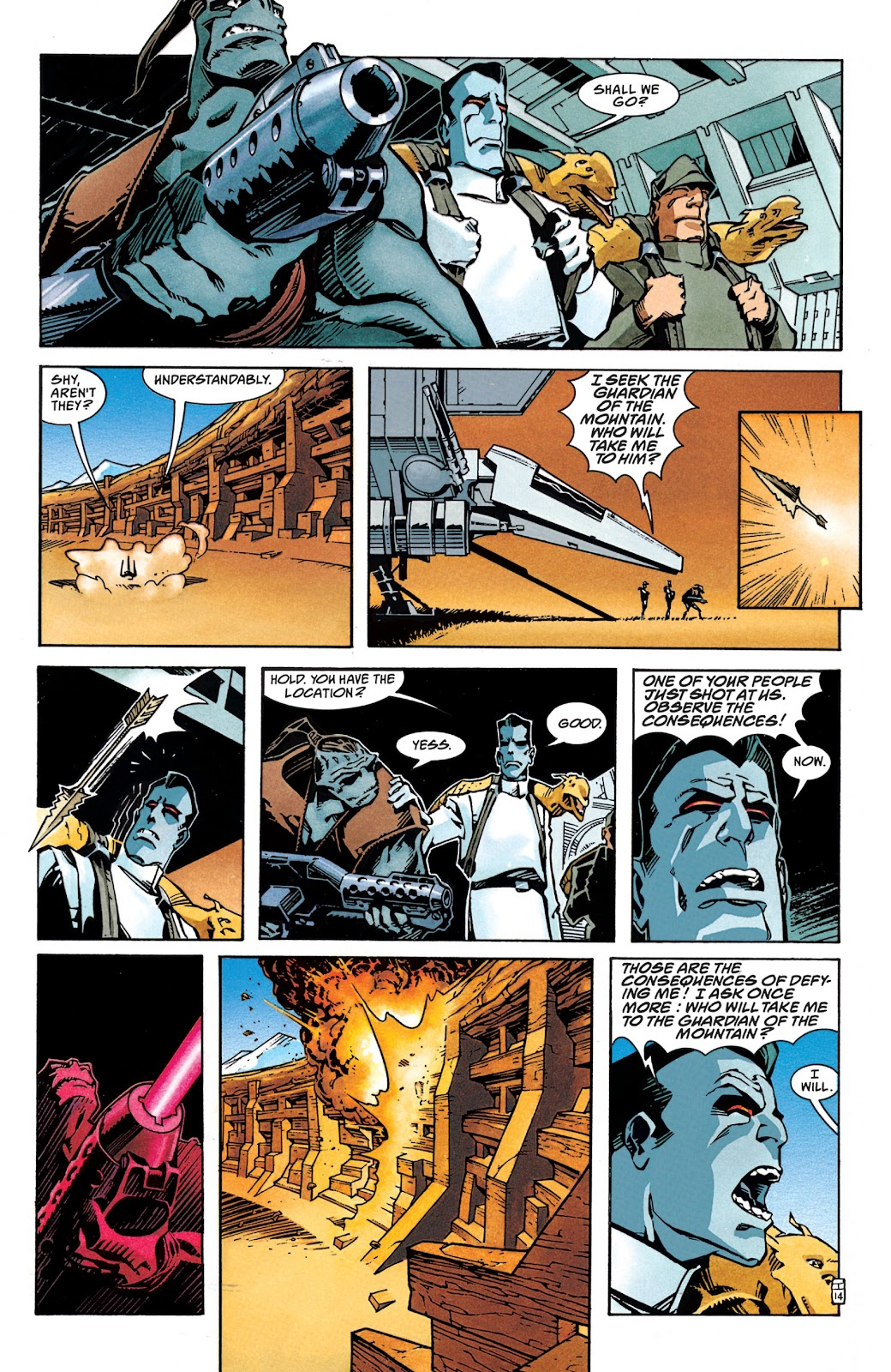 Read online Star Wars Legends: The New Republic - Epic Collection comic -  Issue # TPB 4 (Part 1) - 20