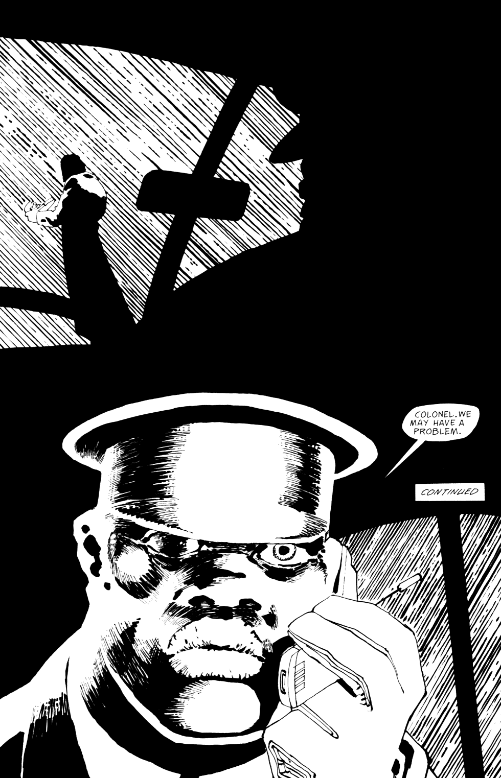 Read online Sin City: Hell and Back comic -  Issue #2 - 31