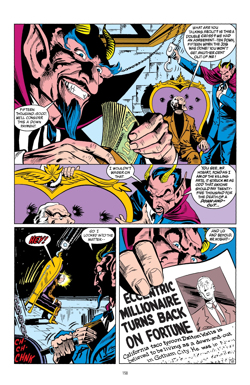 Read online Detective Comics (1937) comic -  Issue # _TPB Batman - The Dark Knight Detective 2 (Part 2) - 60