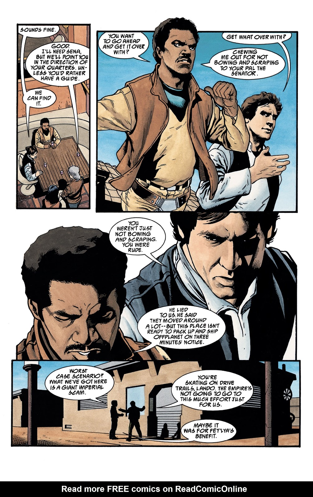 Read online Star Wars Legends: The New Republic - Epic Collection comic -  Issue # TPB 4 (Part 3) - 19