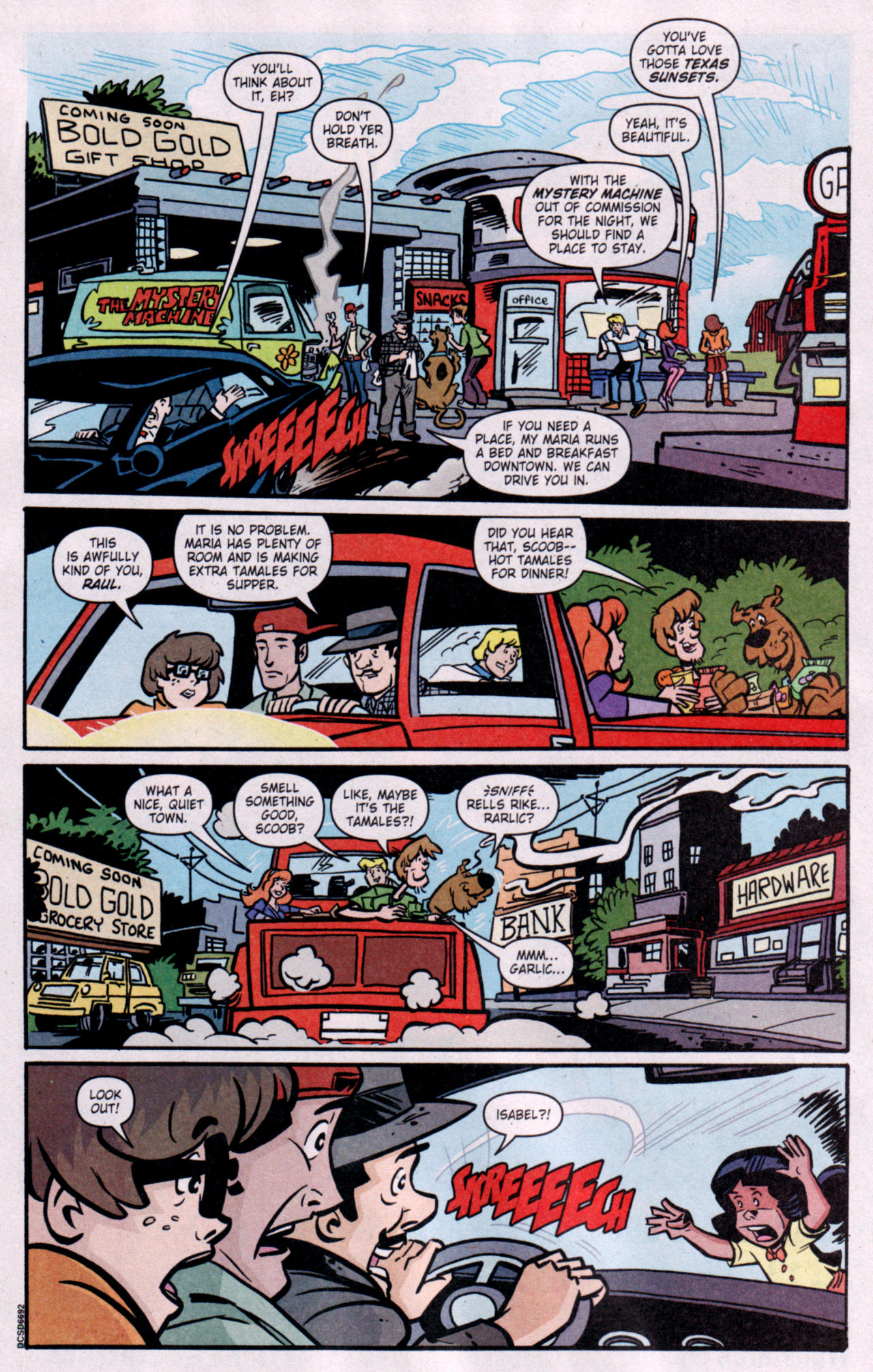 Read online Scooby-Doo (1997) comic -  Issue #119 - 14