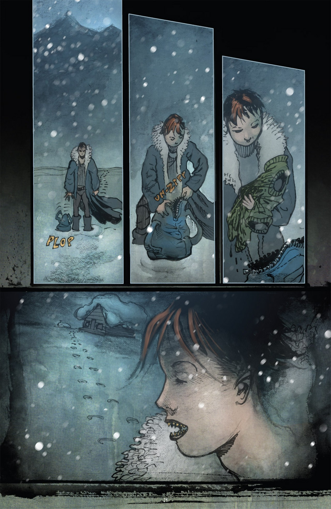 Read online 30 Days of Night (2011) comic -  Issue #3 - 25