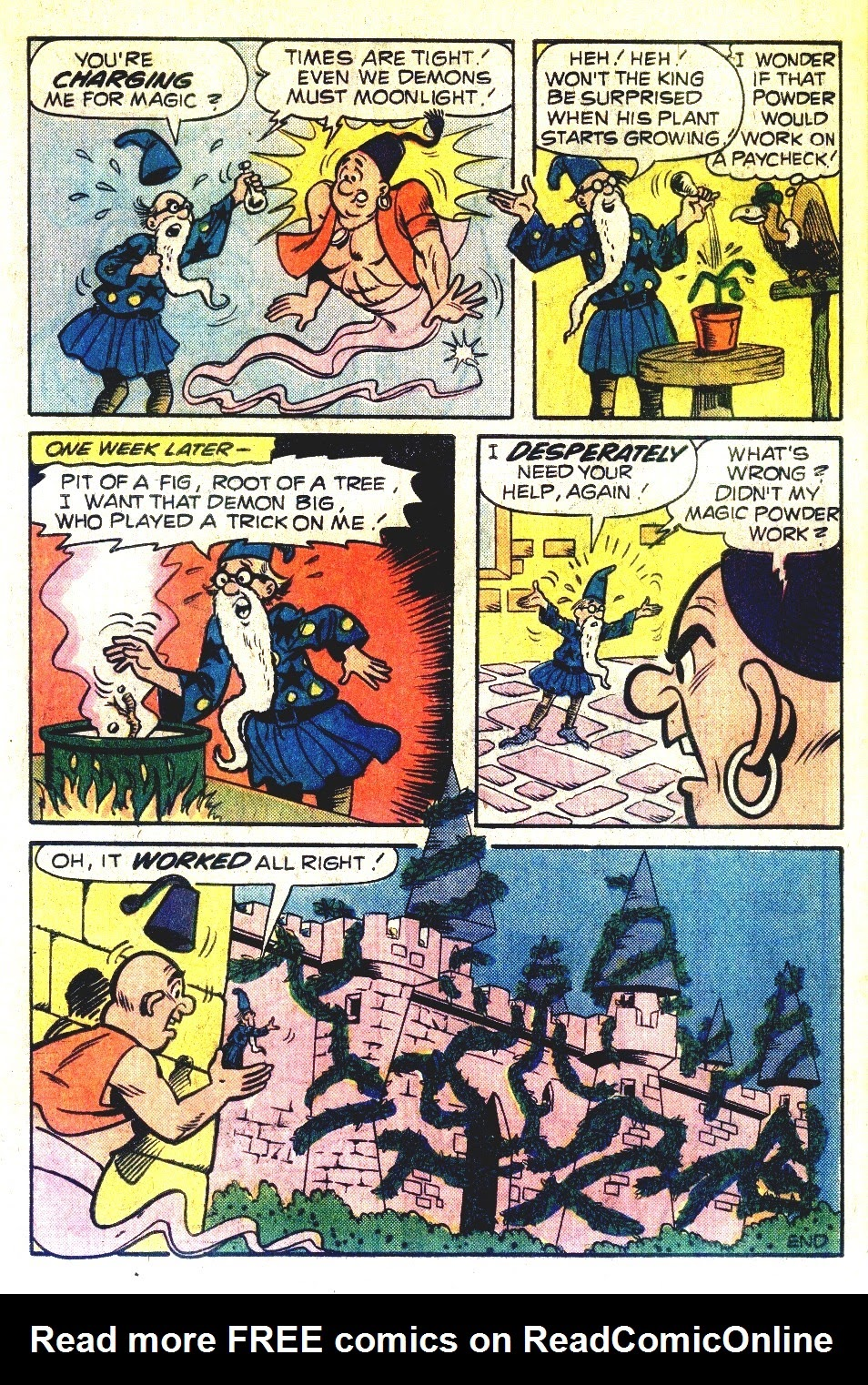 Read online Madhouse Comics comic -  Issue #106 - 32