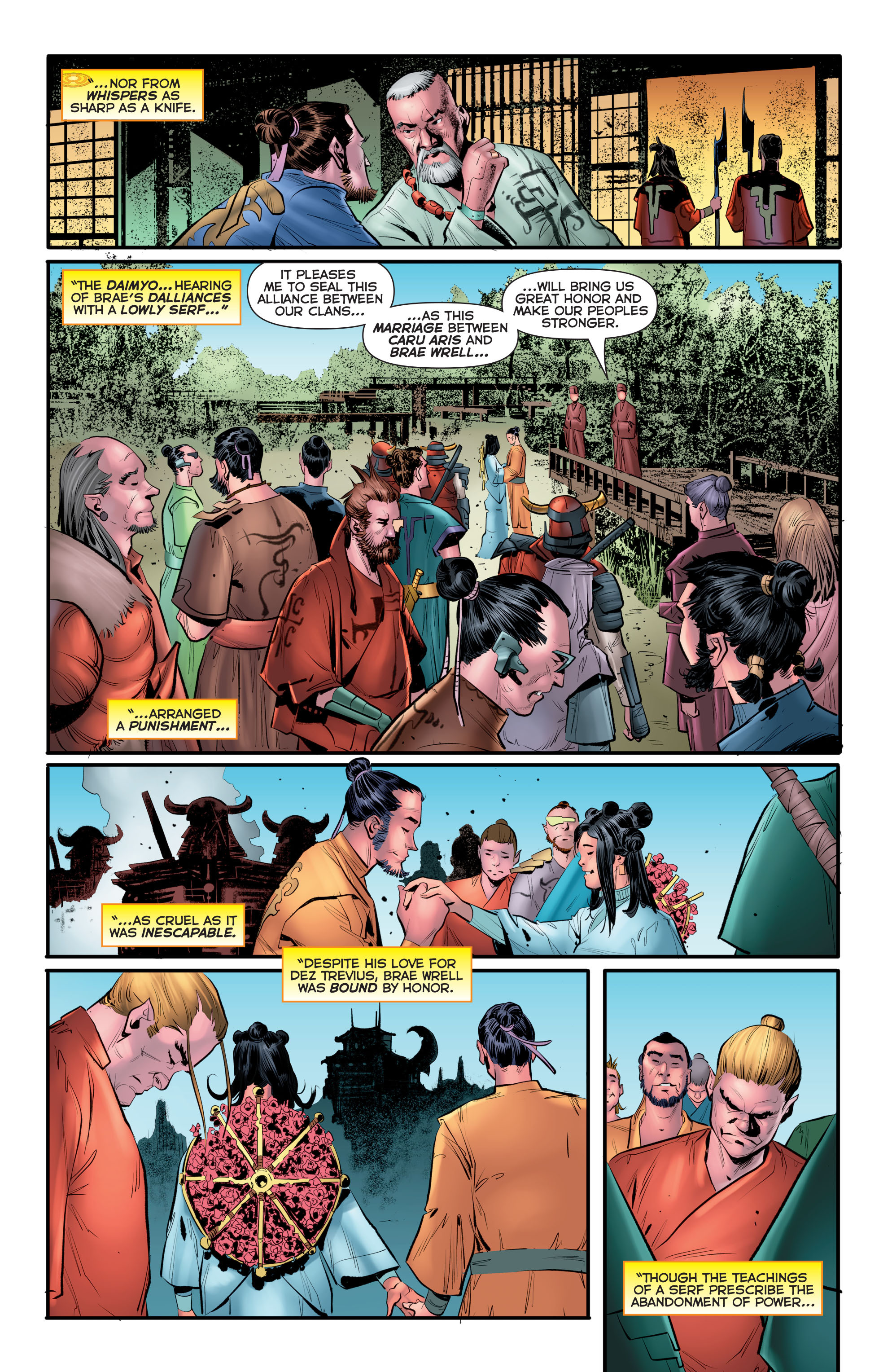 Read online Sinestro comic -  Issue # Annual 1 - 36