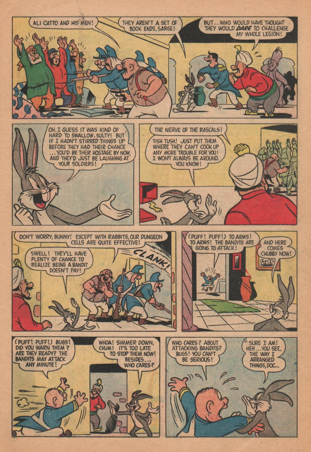 Bugs Bunny (1952) issue 62 - Page 17