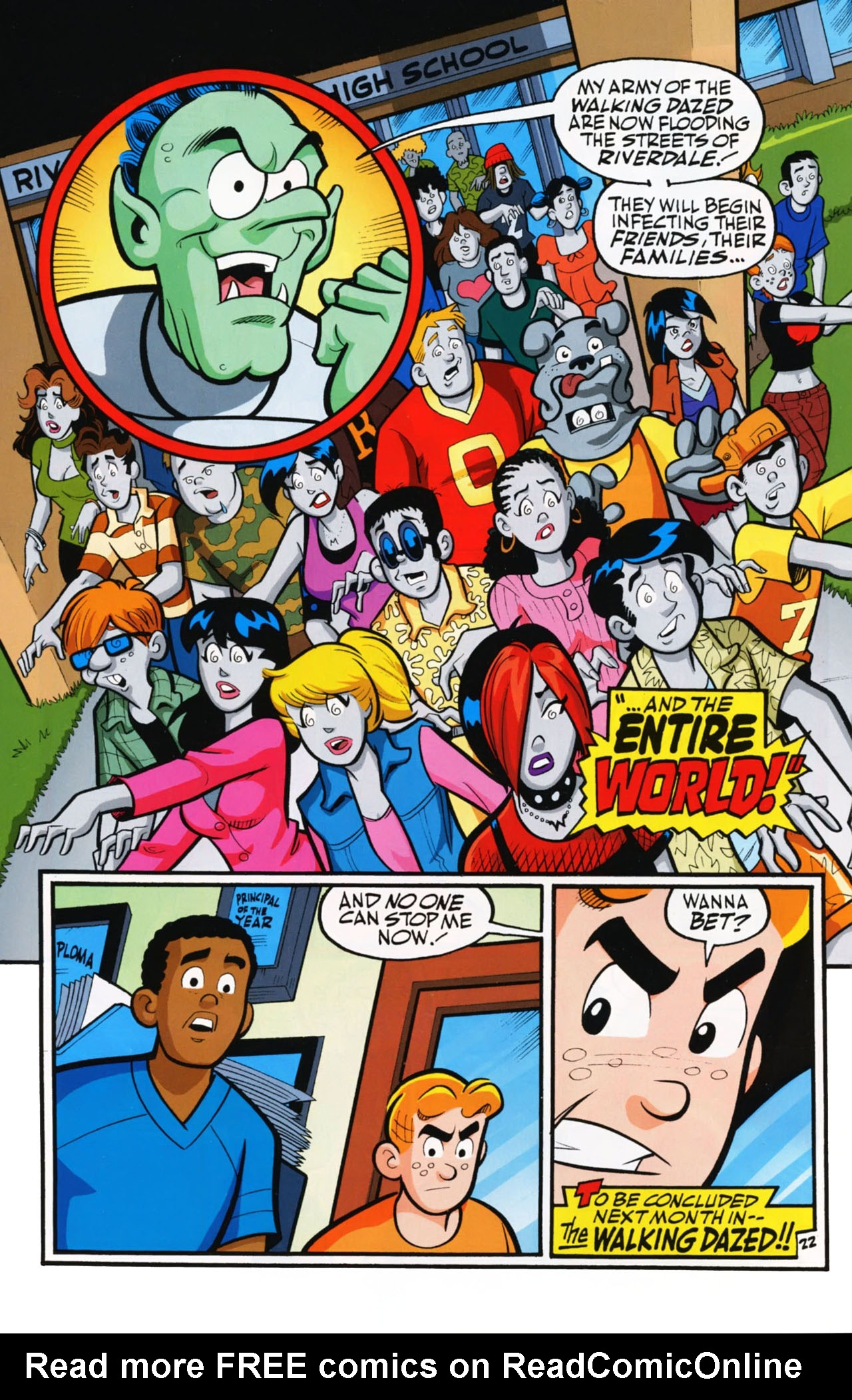 Read online Archie (1960) comic -  Issue #612 - 31