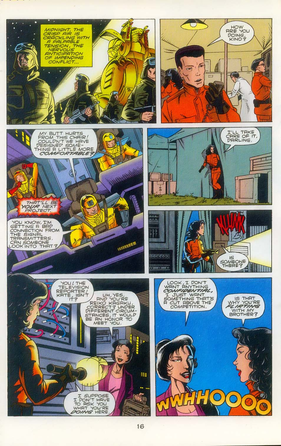 Godzilla (1995) Issue #3 #4 - English 18