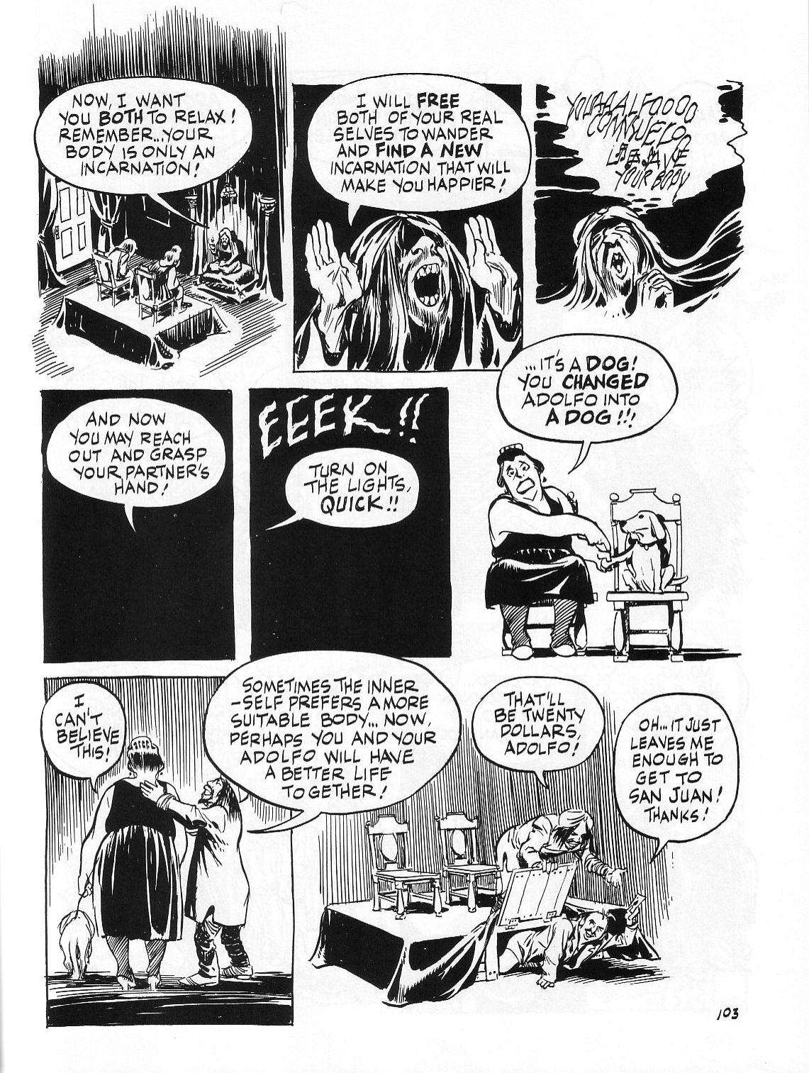 Read online Dropsie Avenue, The Neighborhood comic -  Issue # Full - 105