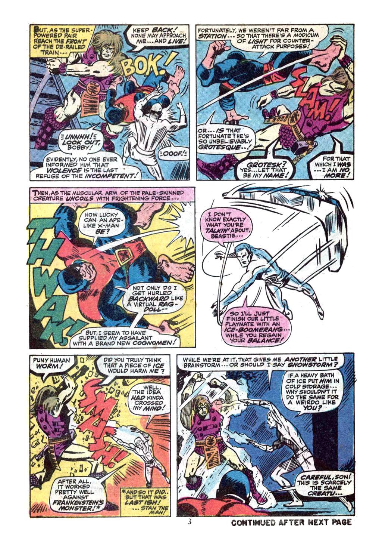 Uncanny X-Men (1963) 89 Page 3