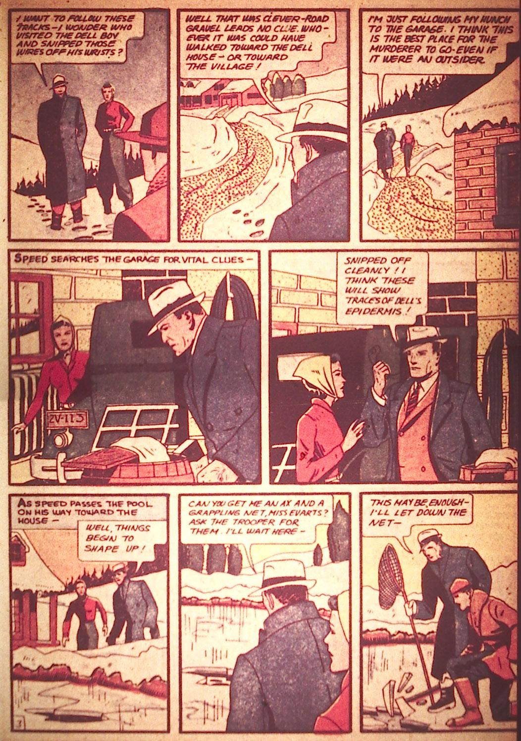 Detective Comics (1937) 25 Page 4