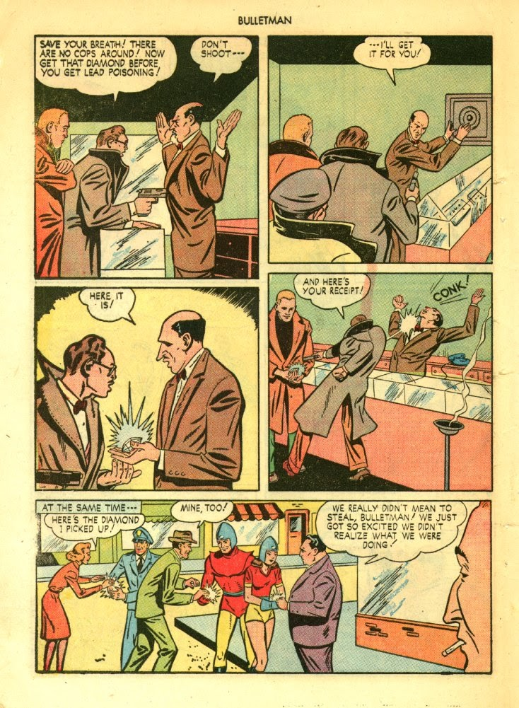 Bulletman issue 16 - Page 45