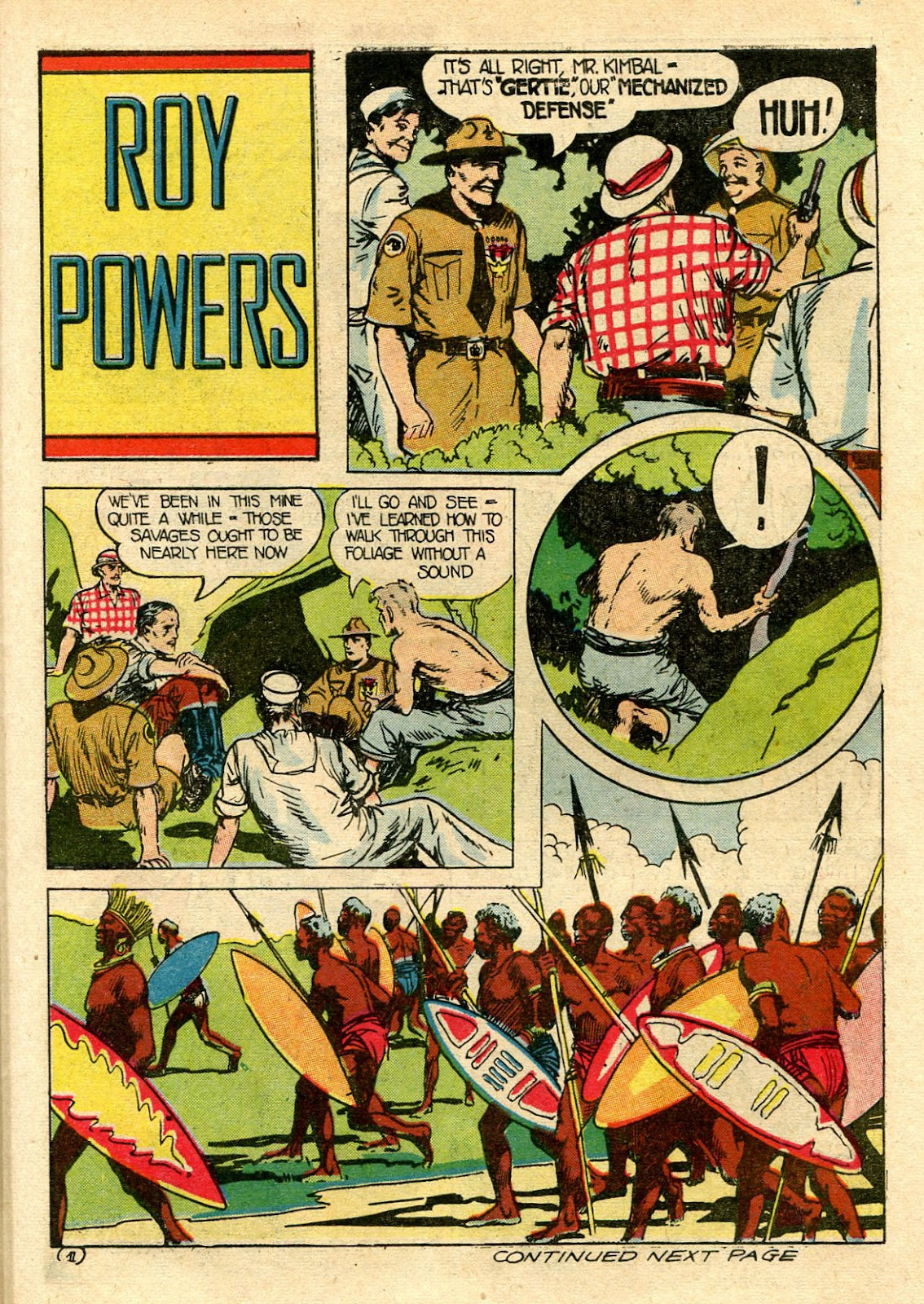 Read online Famous Funnies comic -  Issue #106 - 51