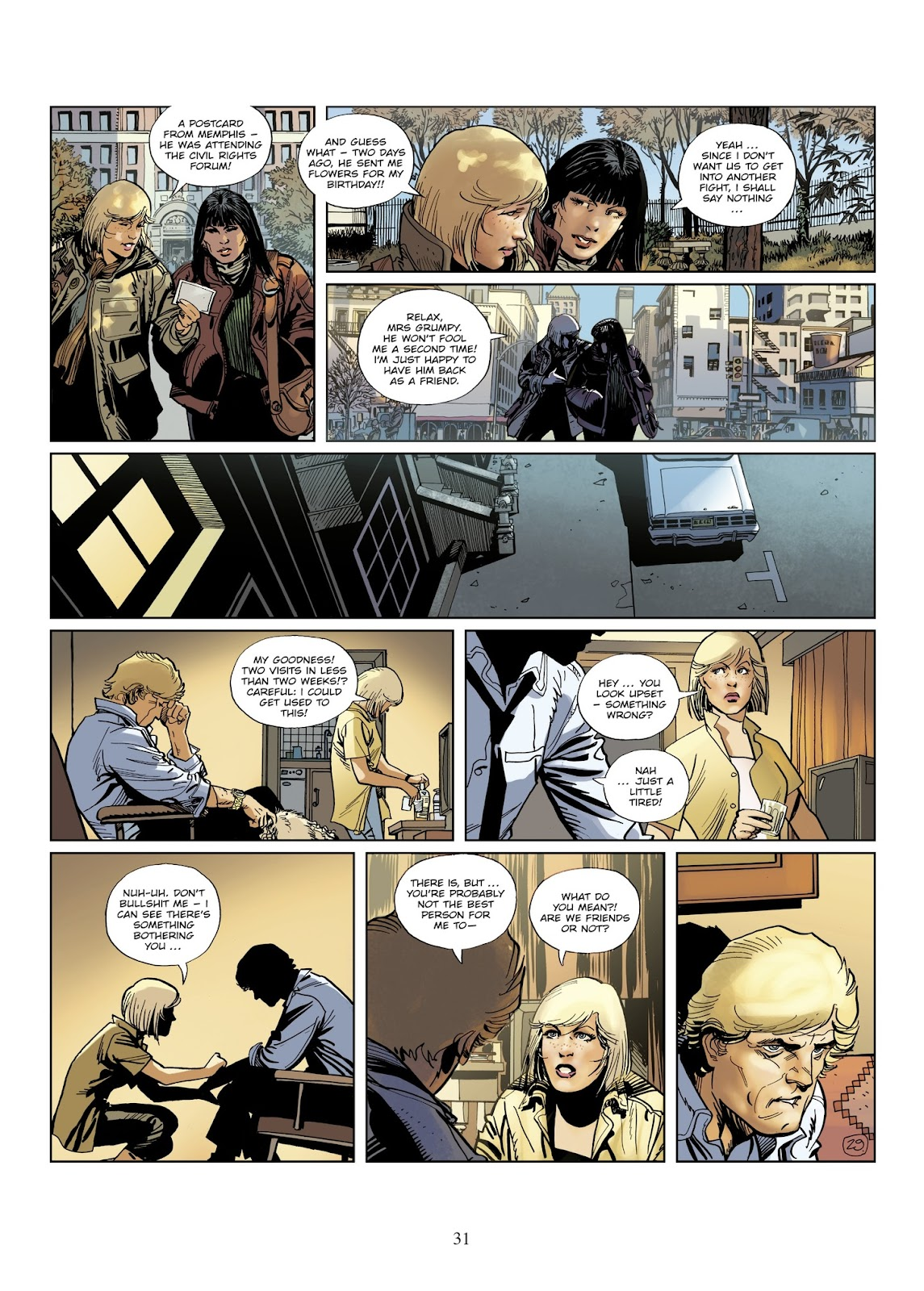 XIII Mystery issue 8 - Page 33