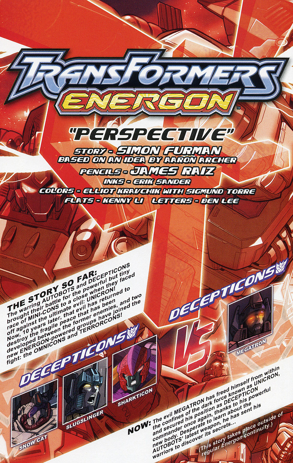 Read online Transformers 20th Anniversary Summer Special comic -  Issue # Full - 12
