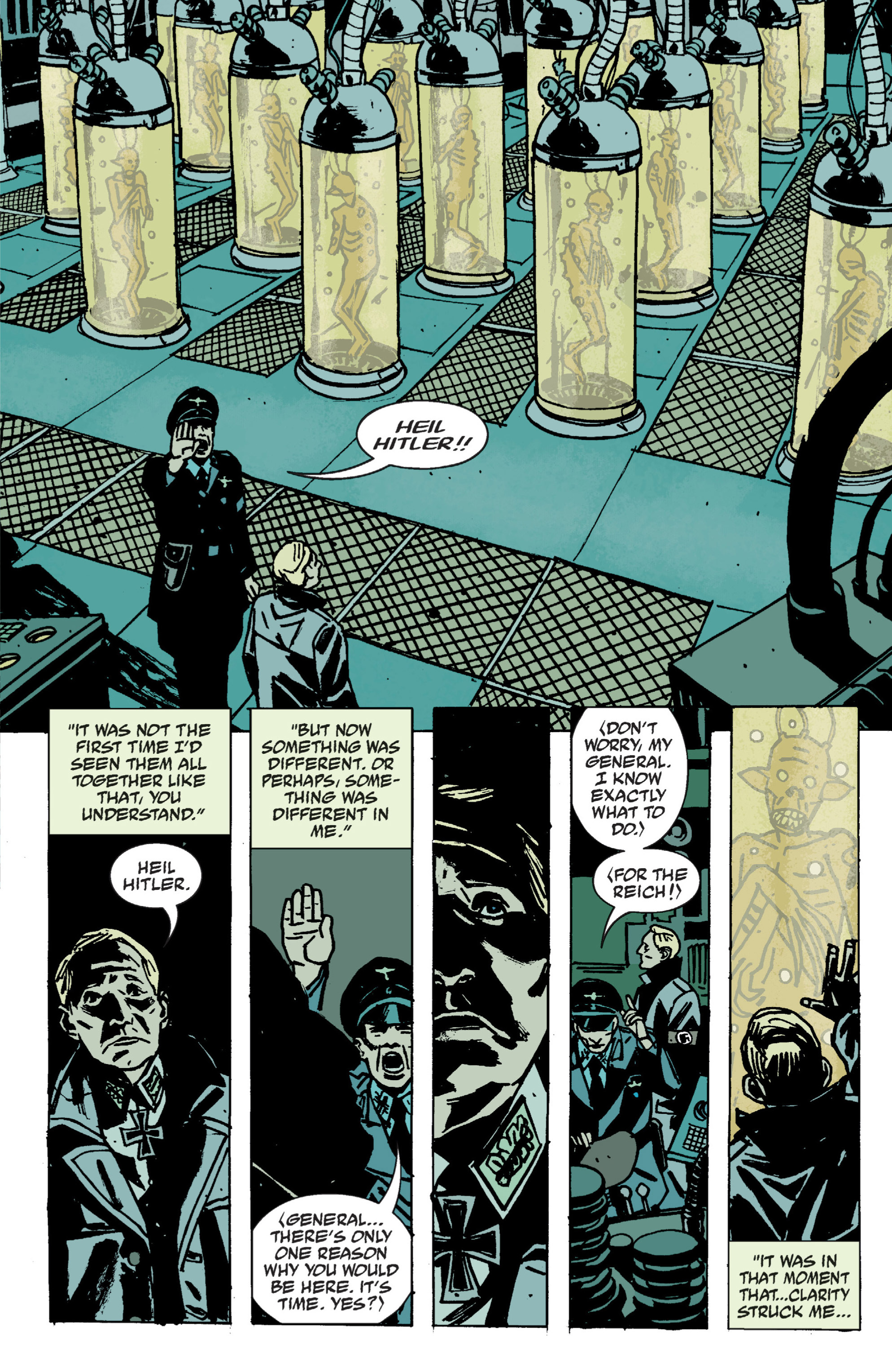 Read online B.P.R.D. (2003) comic -  Issue # TPB 9 - 96