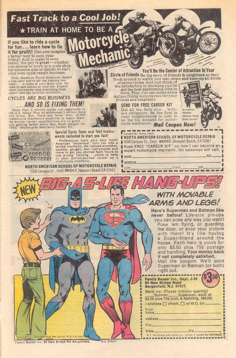 Read online Adventure Comics (1938) comic -  Issue #444 - 29