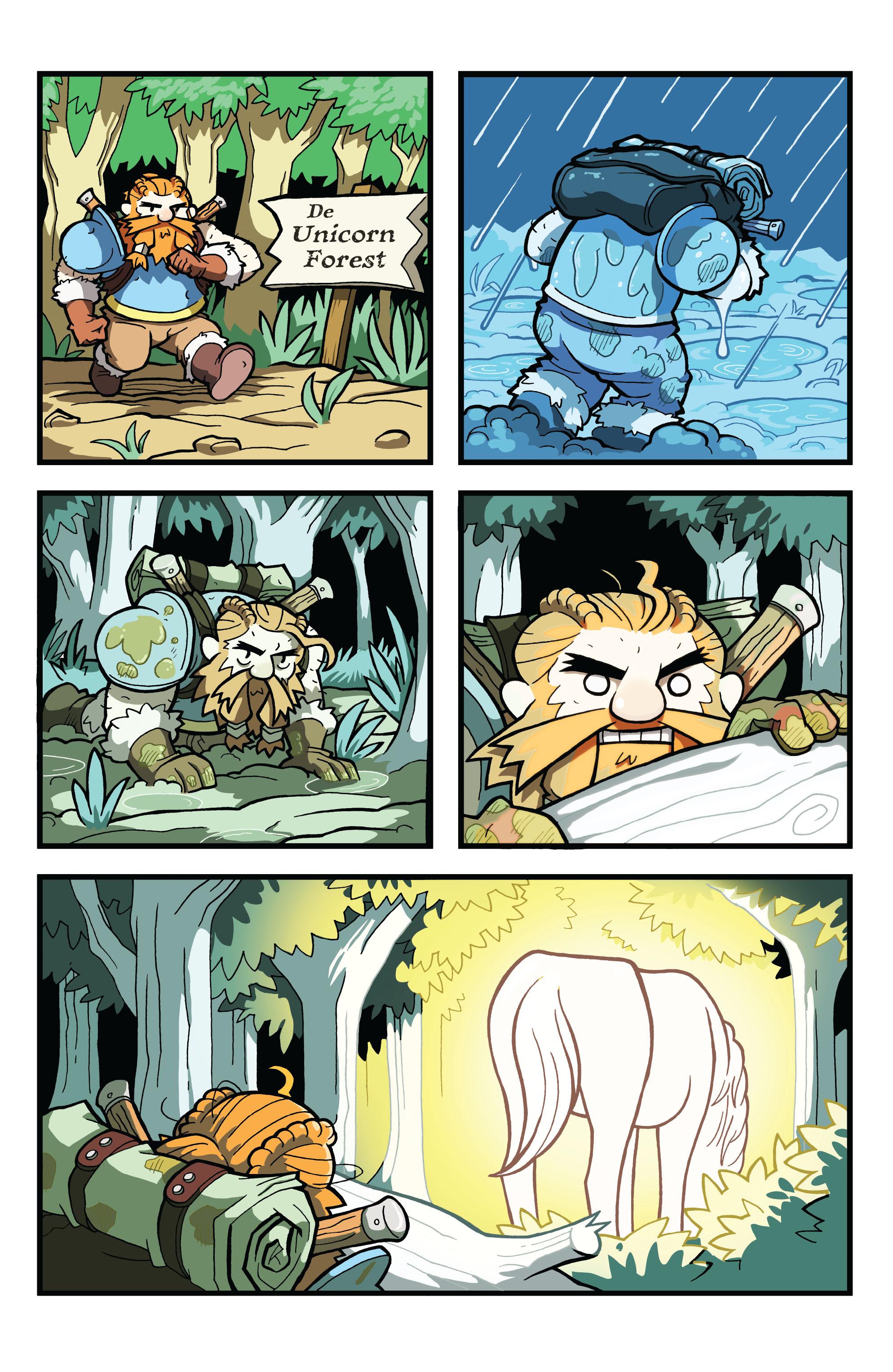 Read online Skullkickers comic -  Issue #12 - 12