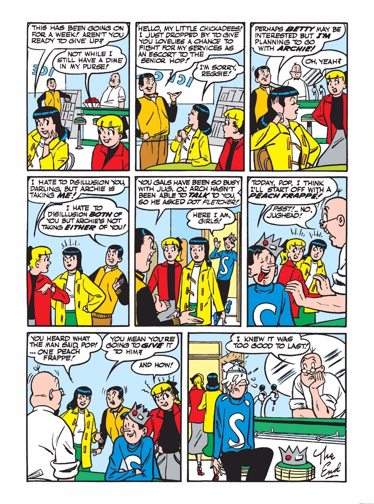 Read online Archie 1000 Page Comics Bonanza comic -  Issue #3 (Part 2) - 133