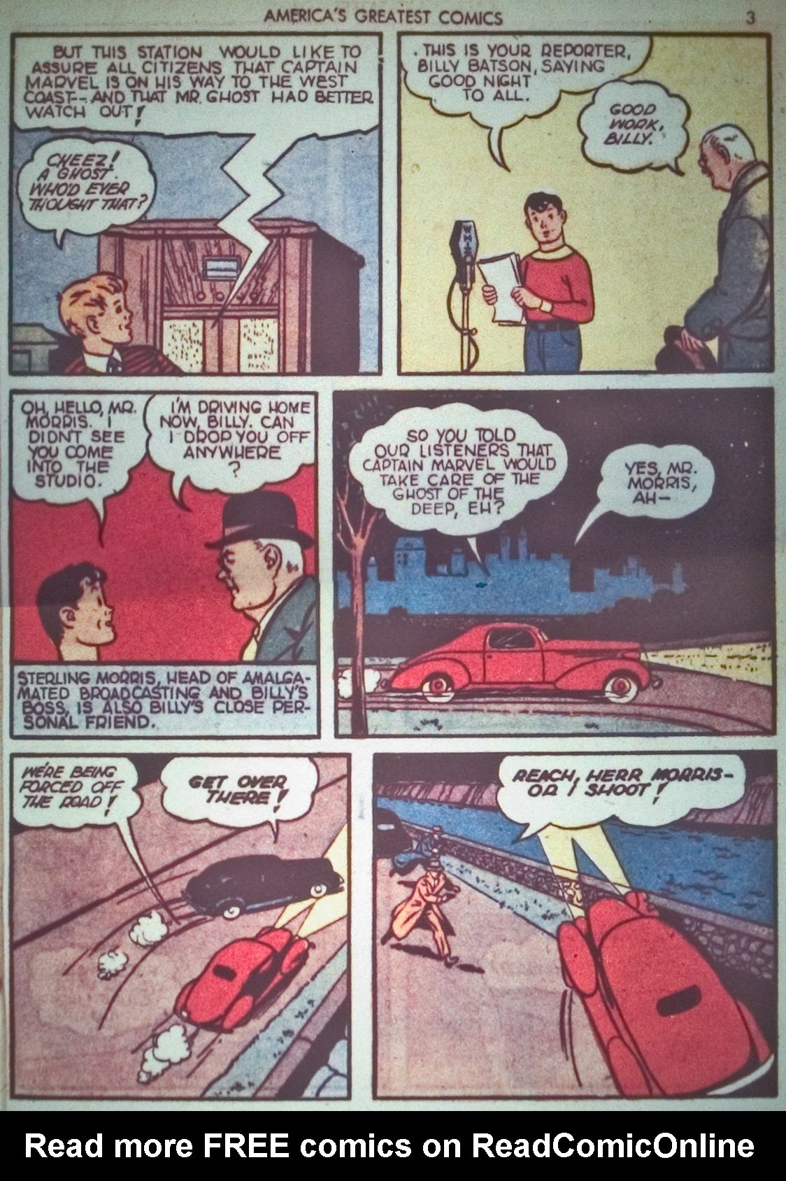 Read online America's Greatest Comics comic -  Issue #1 - 6