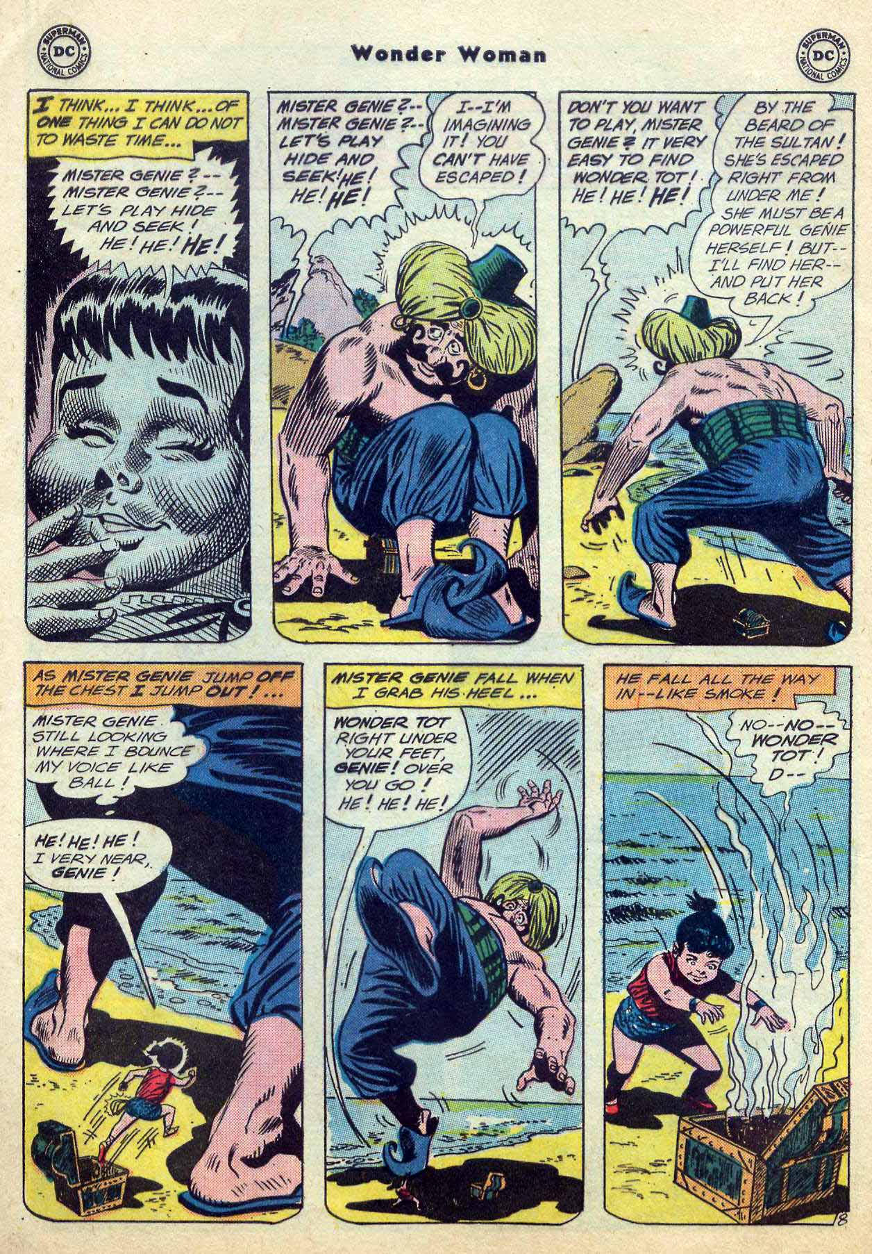 Read online Wonder Woman (1942) comic -  Issue #126 - 12