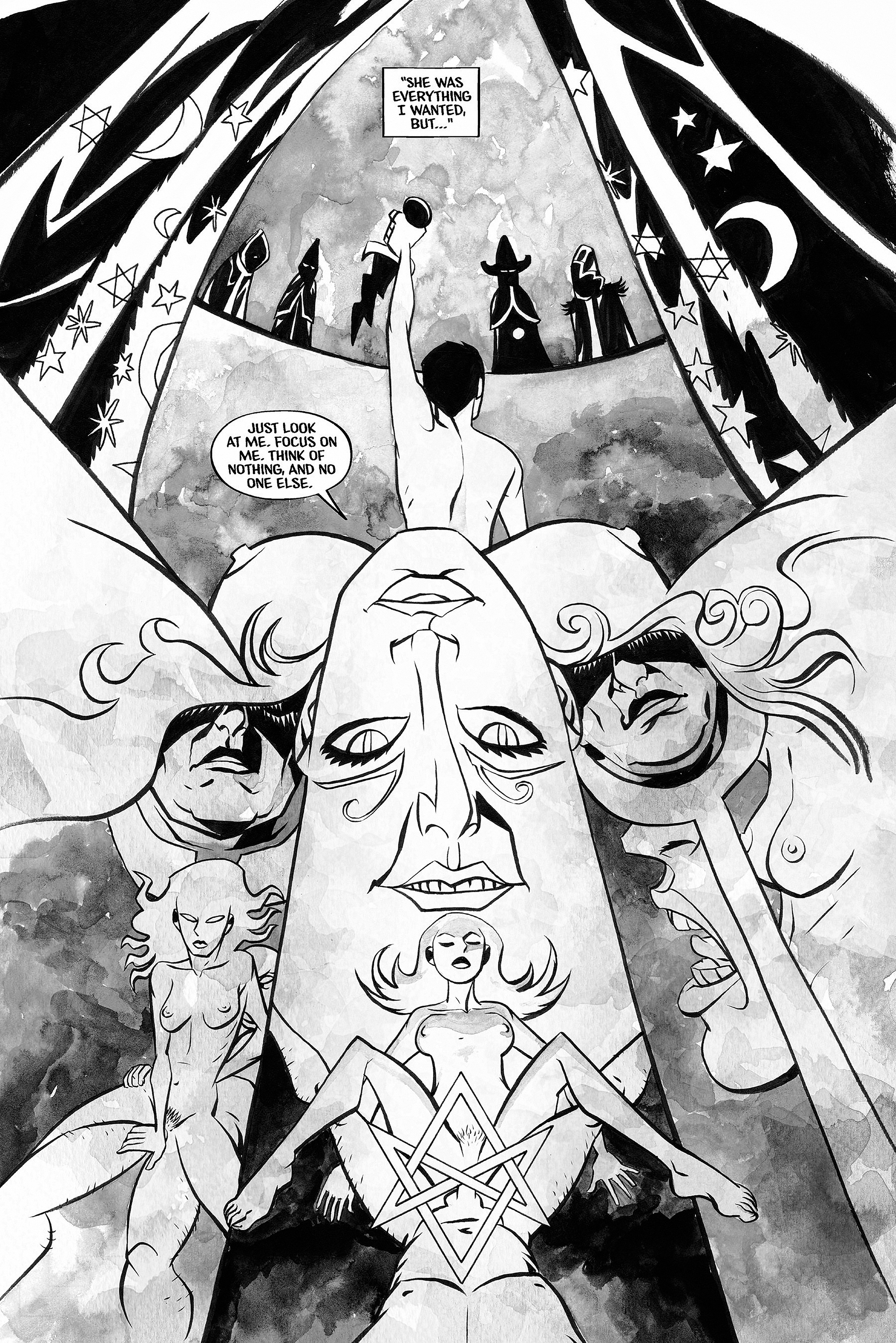 Read online Aleister & Adolf comic -  Issue # TPB - 34