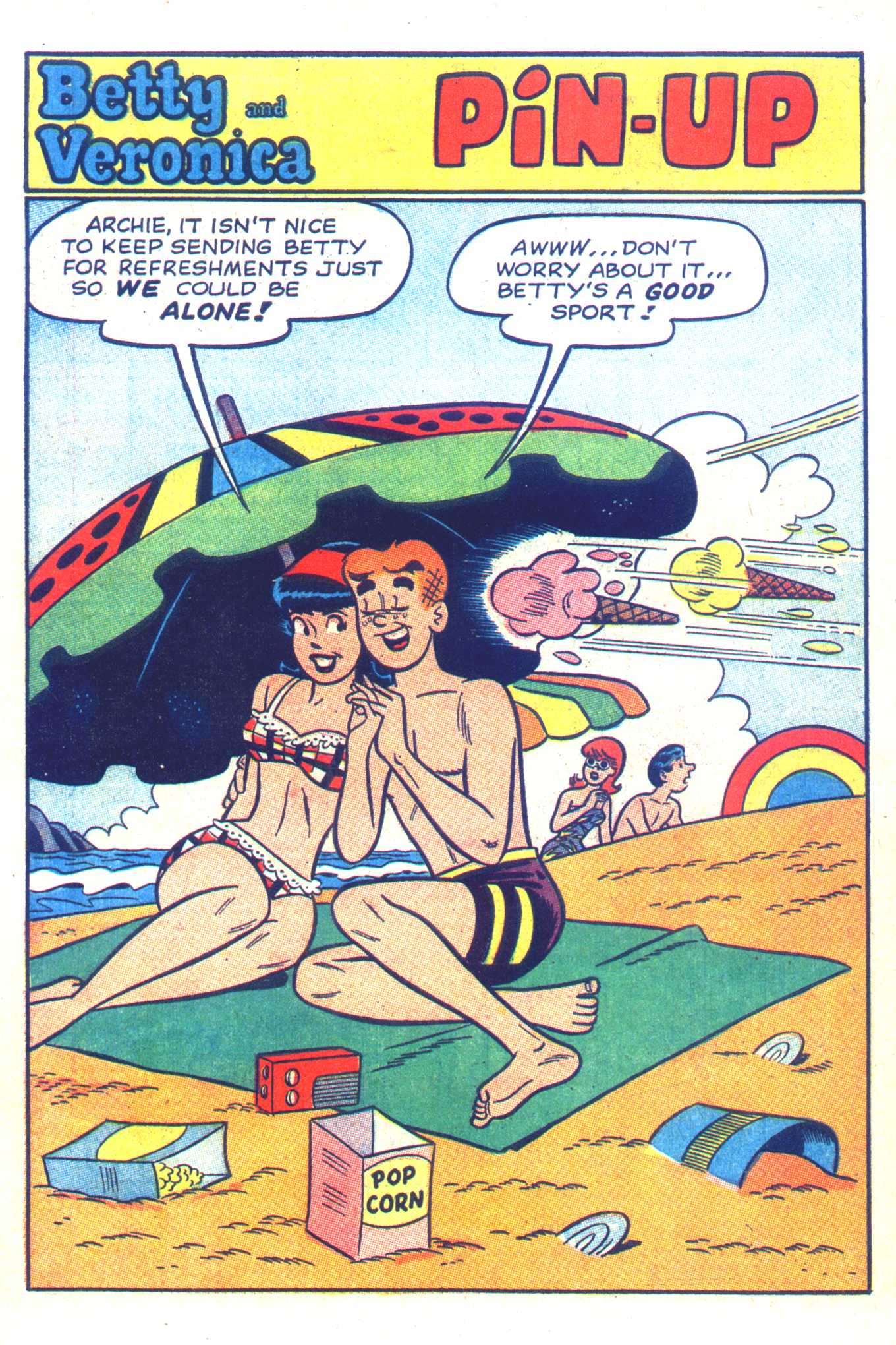 Read online Archie's Girls Betty and Veronica comic -  Issue #131 - 10