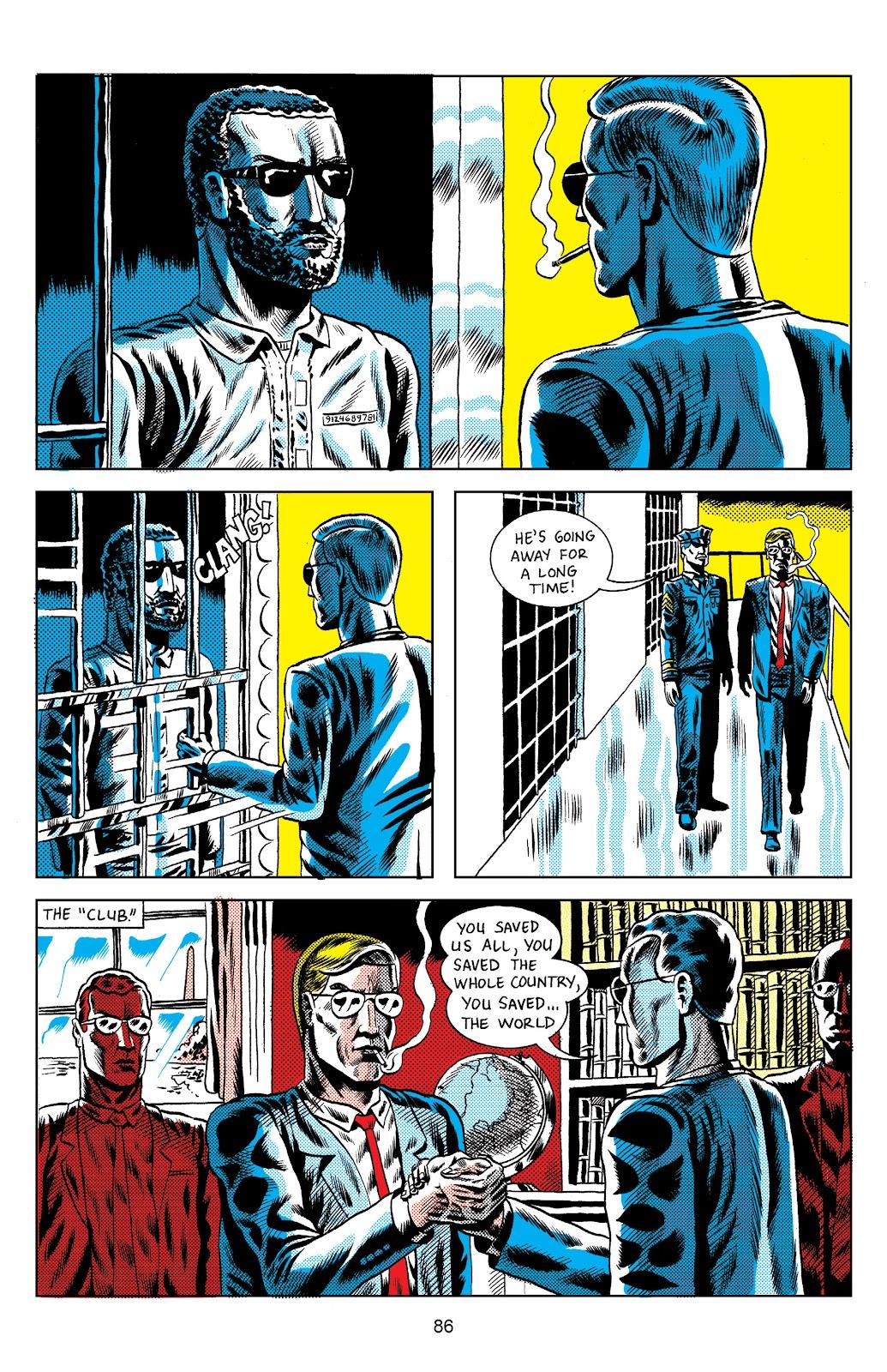 Read online Terror Assaulter: O.M.W.O.T (One Man War On Terror) comic -  Issue # TPB - 85
