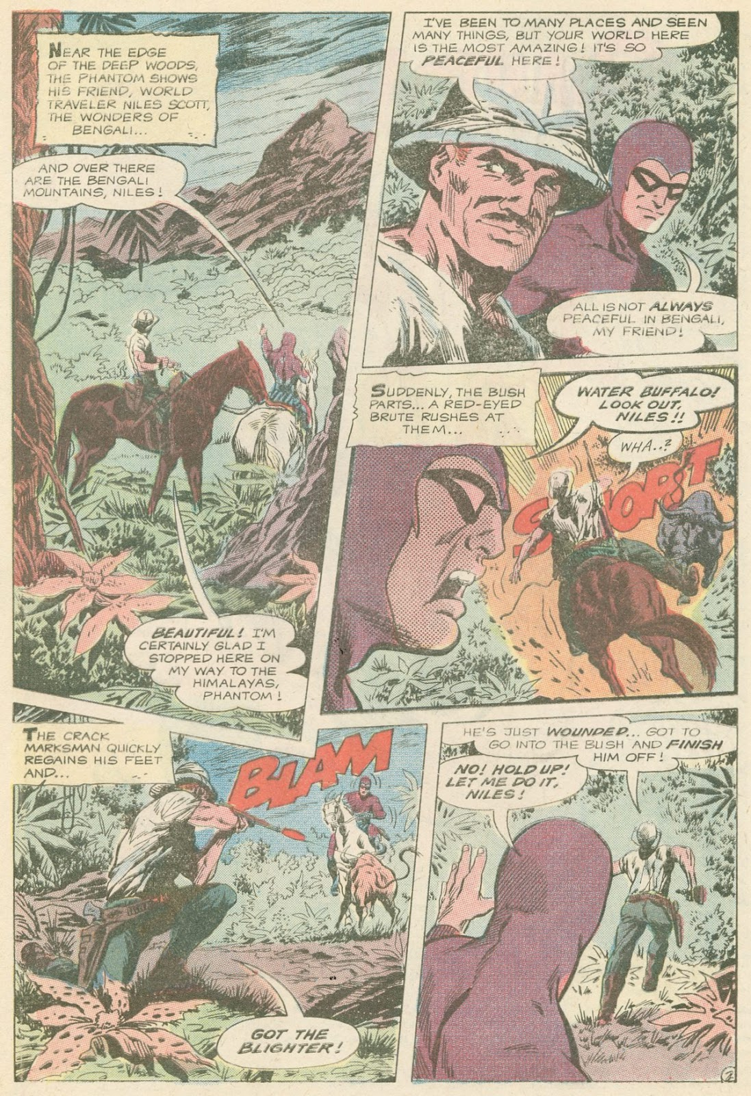 The Phantom (1969) issue 31 - Page 3