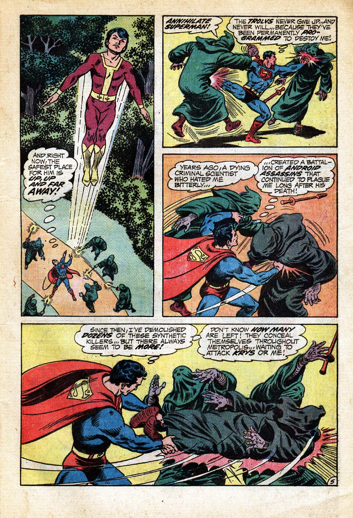 Read online Action Comics (1938) comic -  Issue #410 - 7