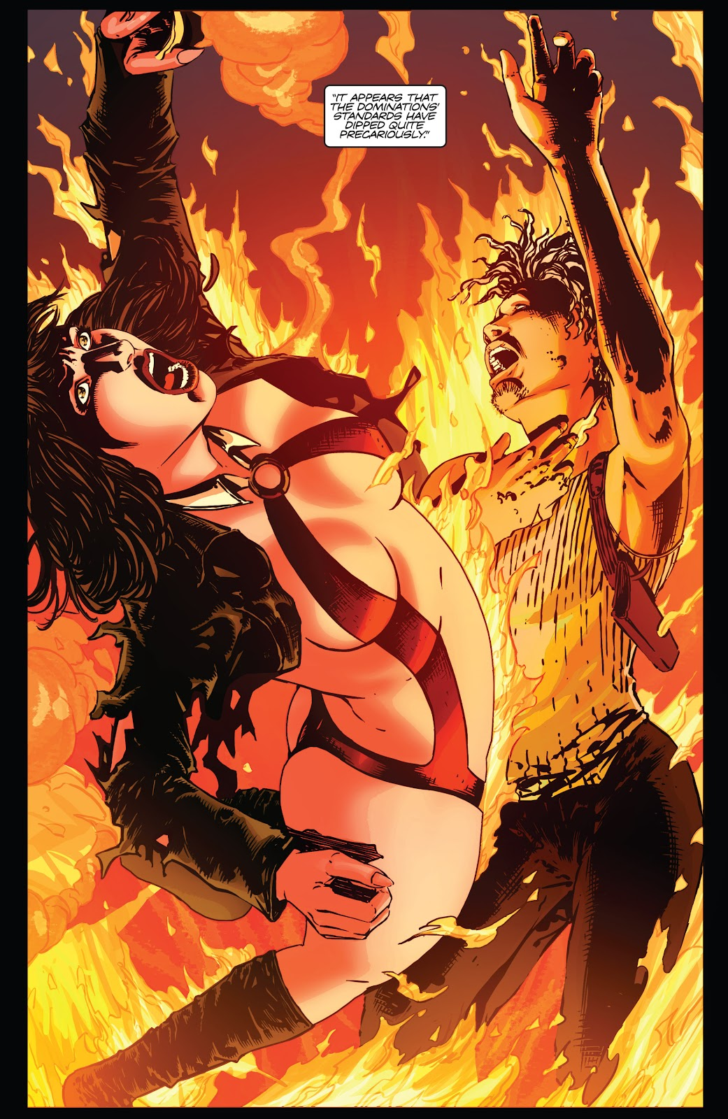 Read online Vampirella Strikes comic -  Issue #4 - 20