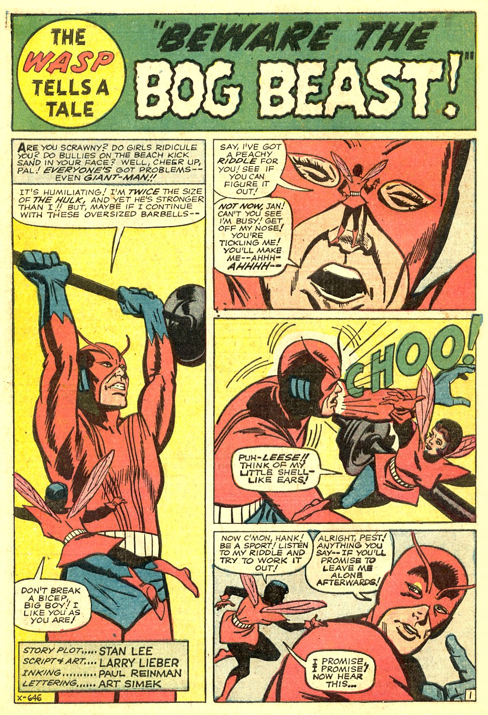 Tales to Astonish (1959) issue 56 - Page 28