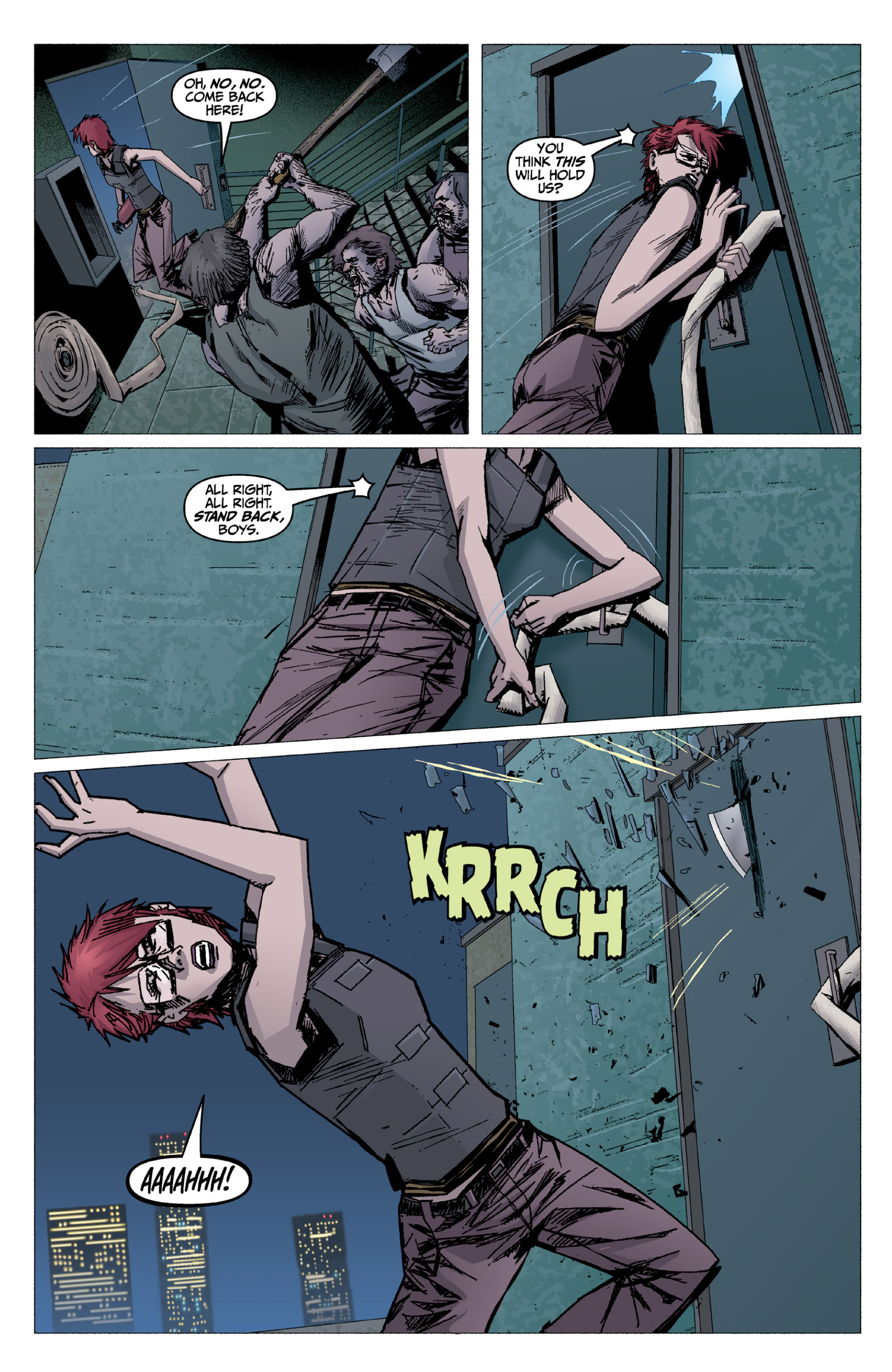 Read online X: Big Bad comic -  Issue # Full - 113