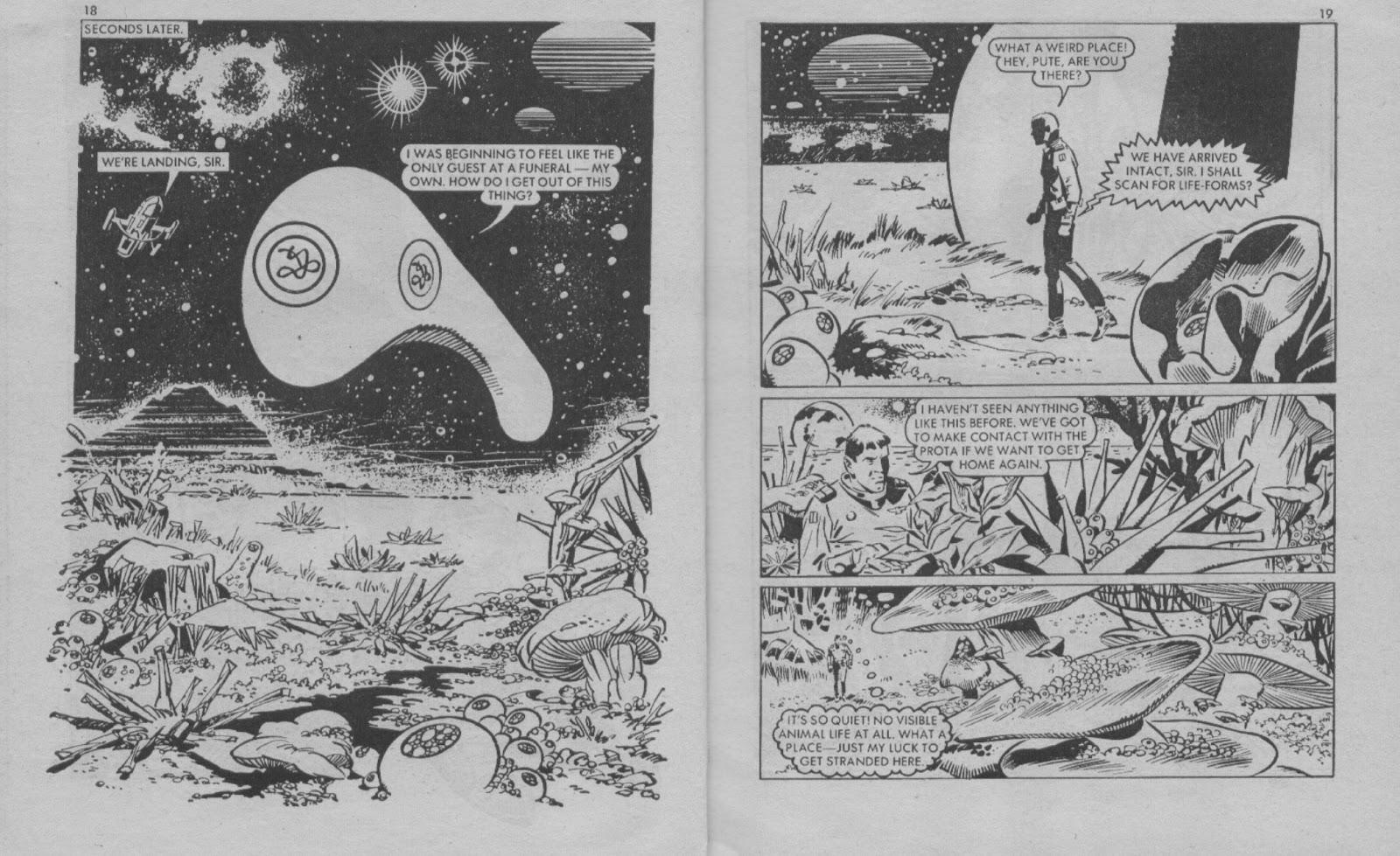 Starblazer issue 11 - Page 10