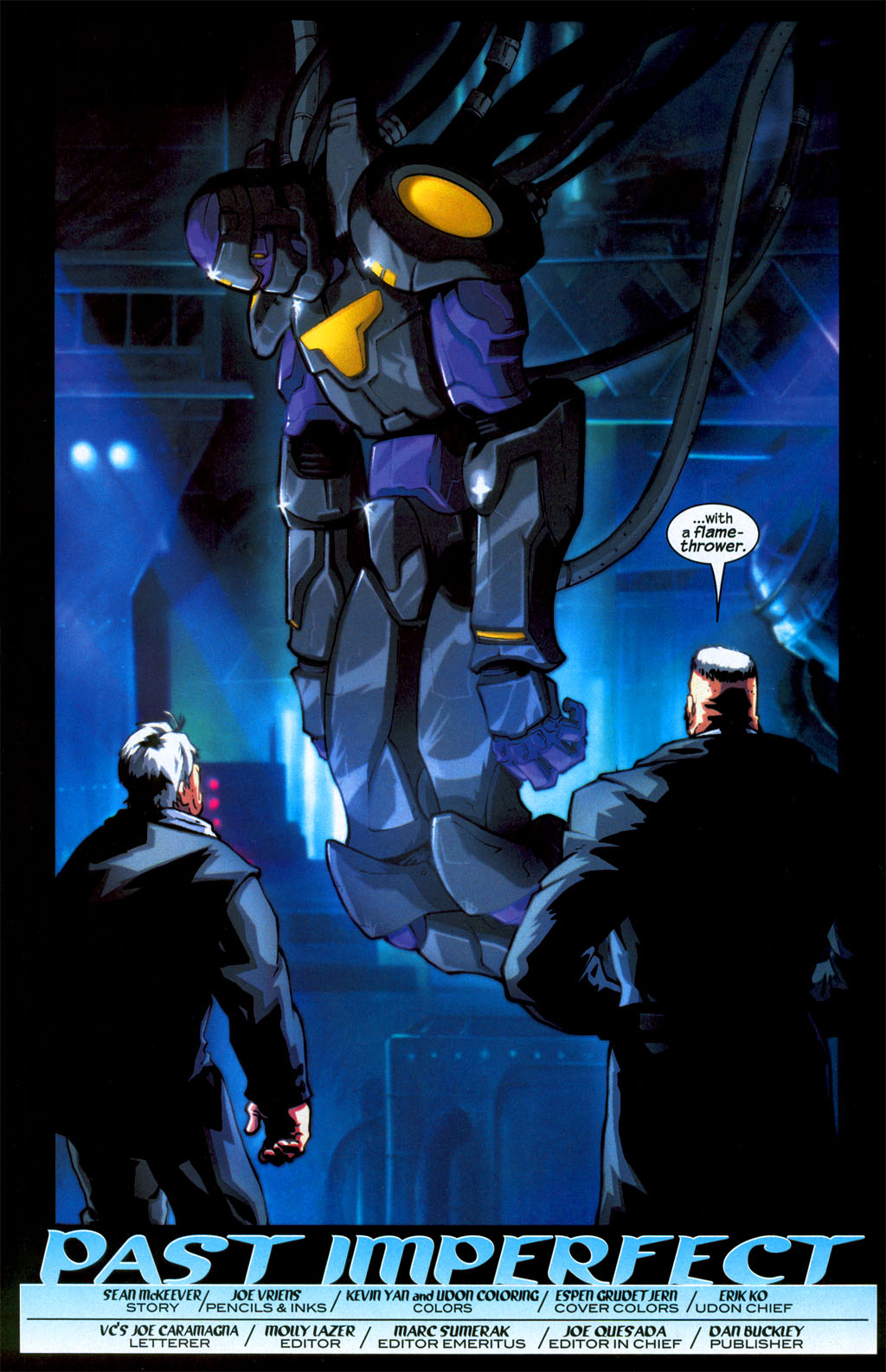 Read online Sentinel (2006) comic -  Issue #1 - 25