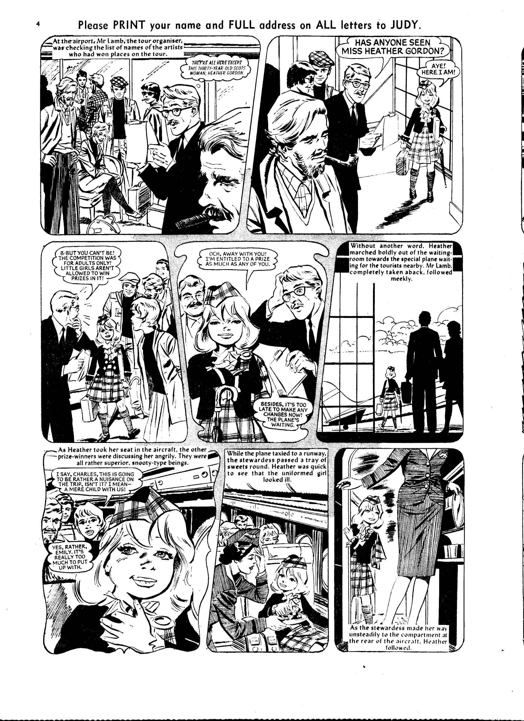 Read online Judy comic -  Issue #60 - 4