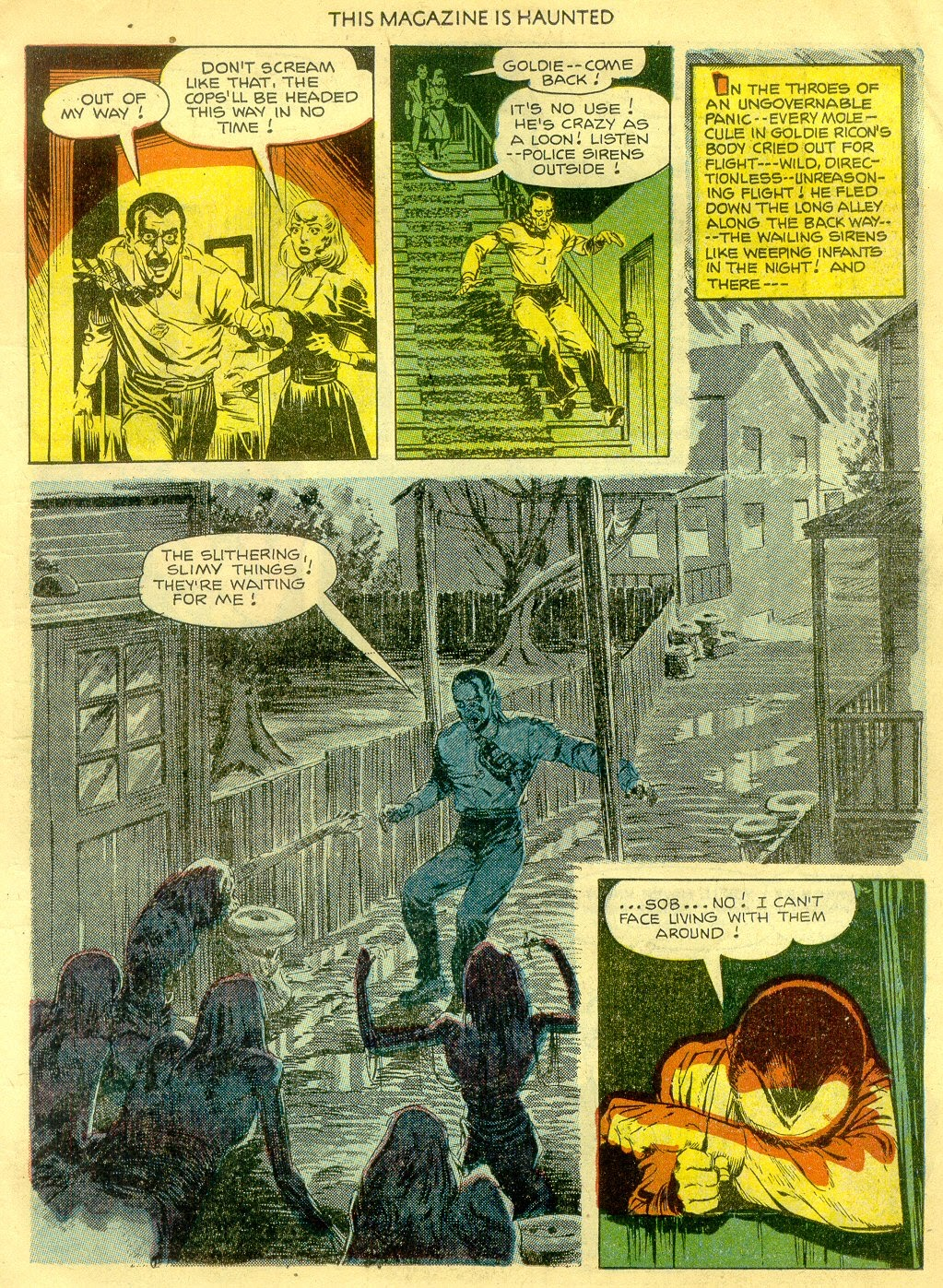 Read online This Magazine Is Haunted comic -  Issue #5 - 10