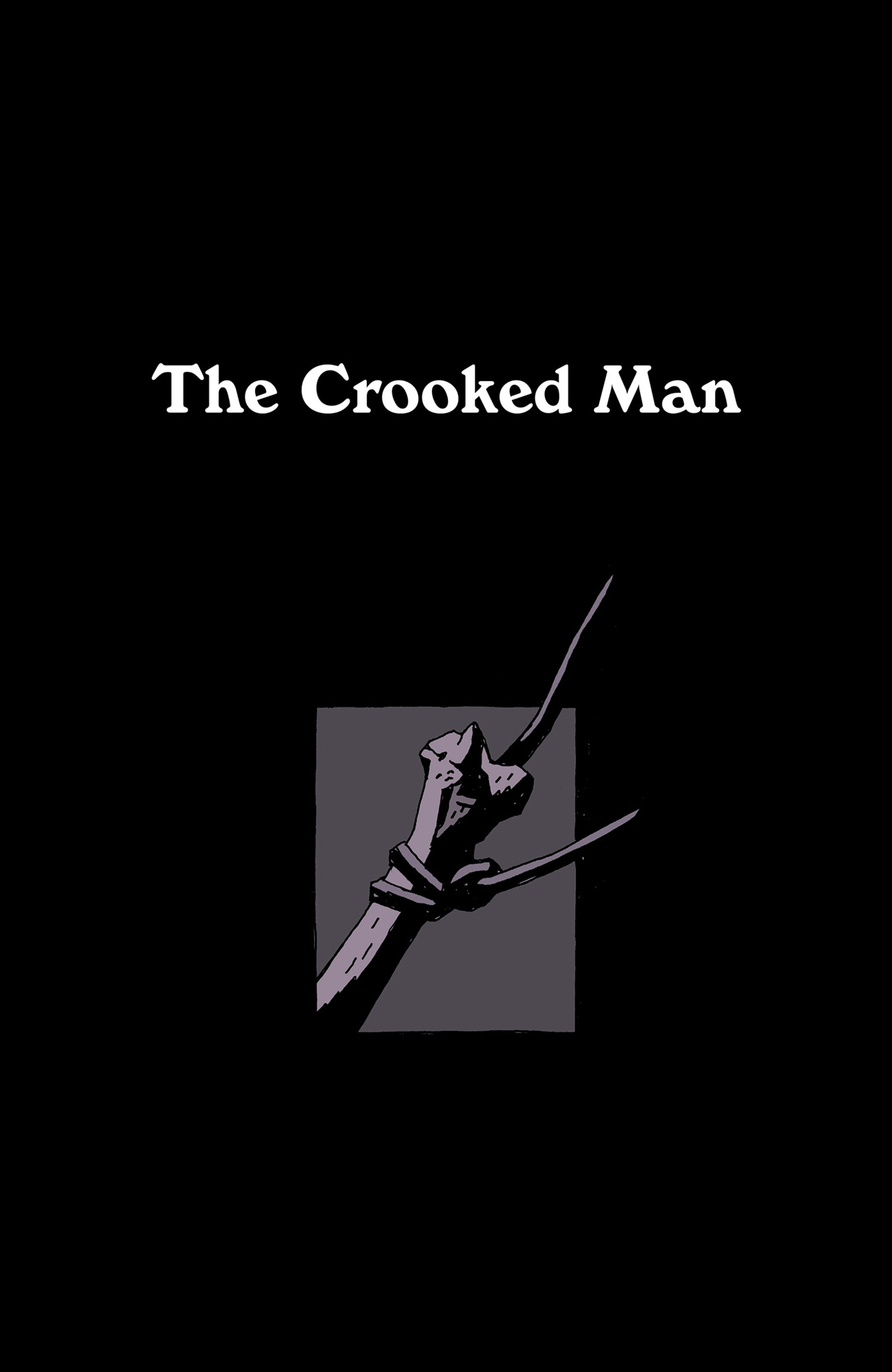 Read online Hellboy: The Crooked Man and Others comic -  Issue # TPB - 8