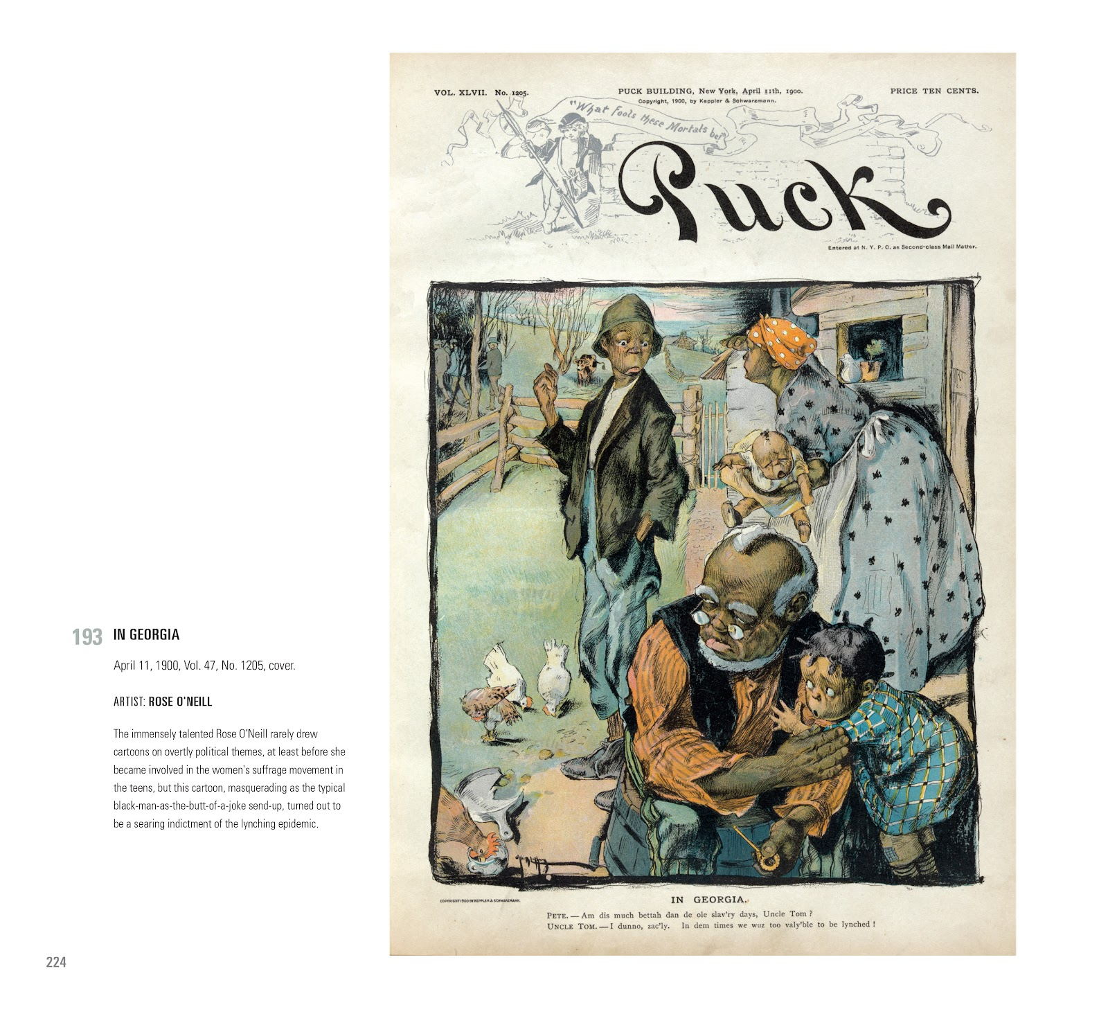 Read online What Fools These Mortals Be!: The Story of Puck Magazine comic -  Issue # TPB (Part 3) - 24