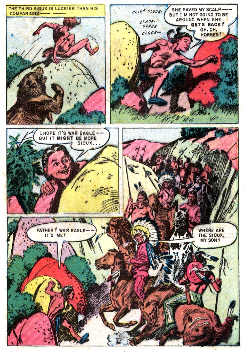 Four Color Comics issue 290 - Page 49
