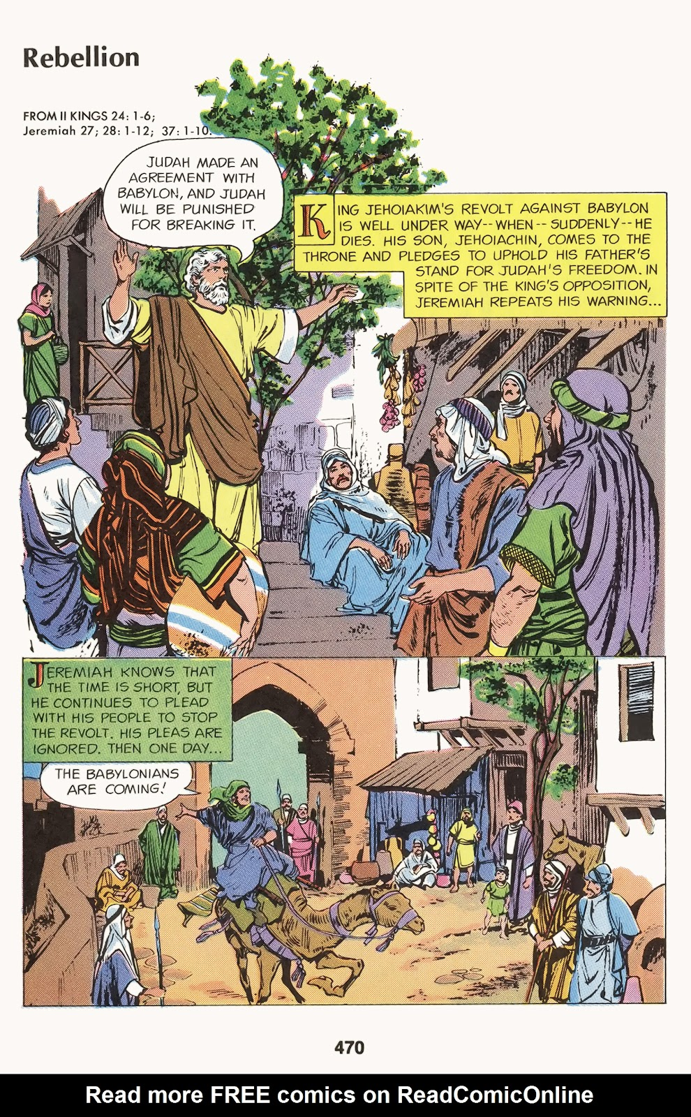 The Picture Bible issue TPB (Part 5) - Page 73